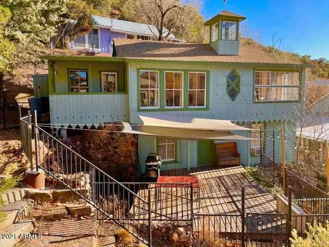 151 Ok Street, Bisbee, AZ, 85603,
