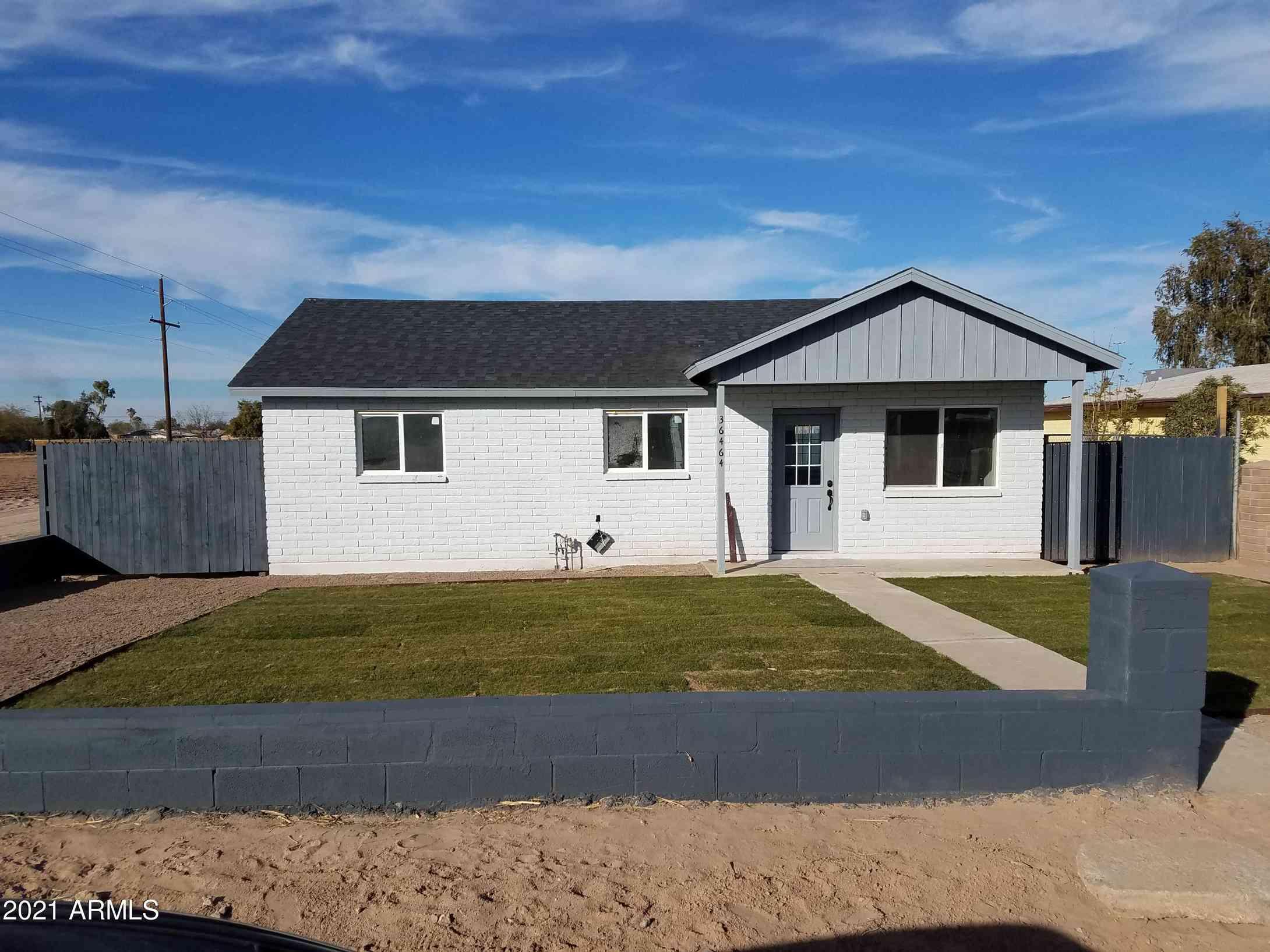 36460 W APACHE Drive, Stanfield, AZ, 85172,