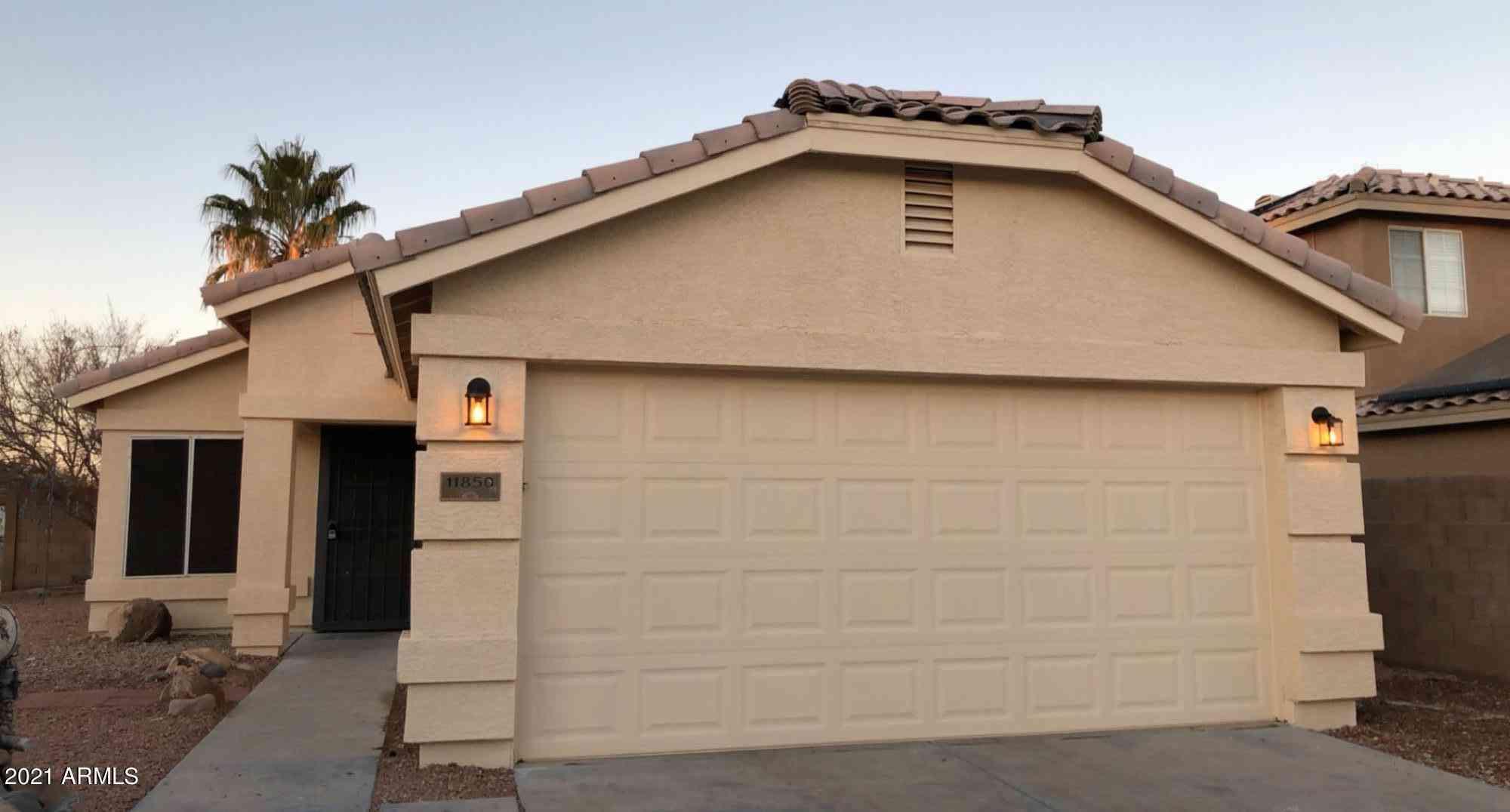 11850 W SUNNYSIDE Drive, El Mirage, AZ, 85335,