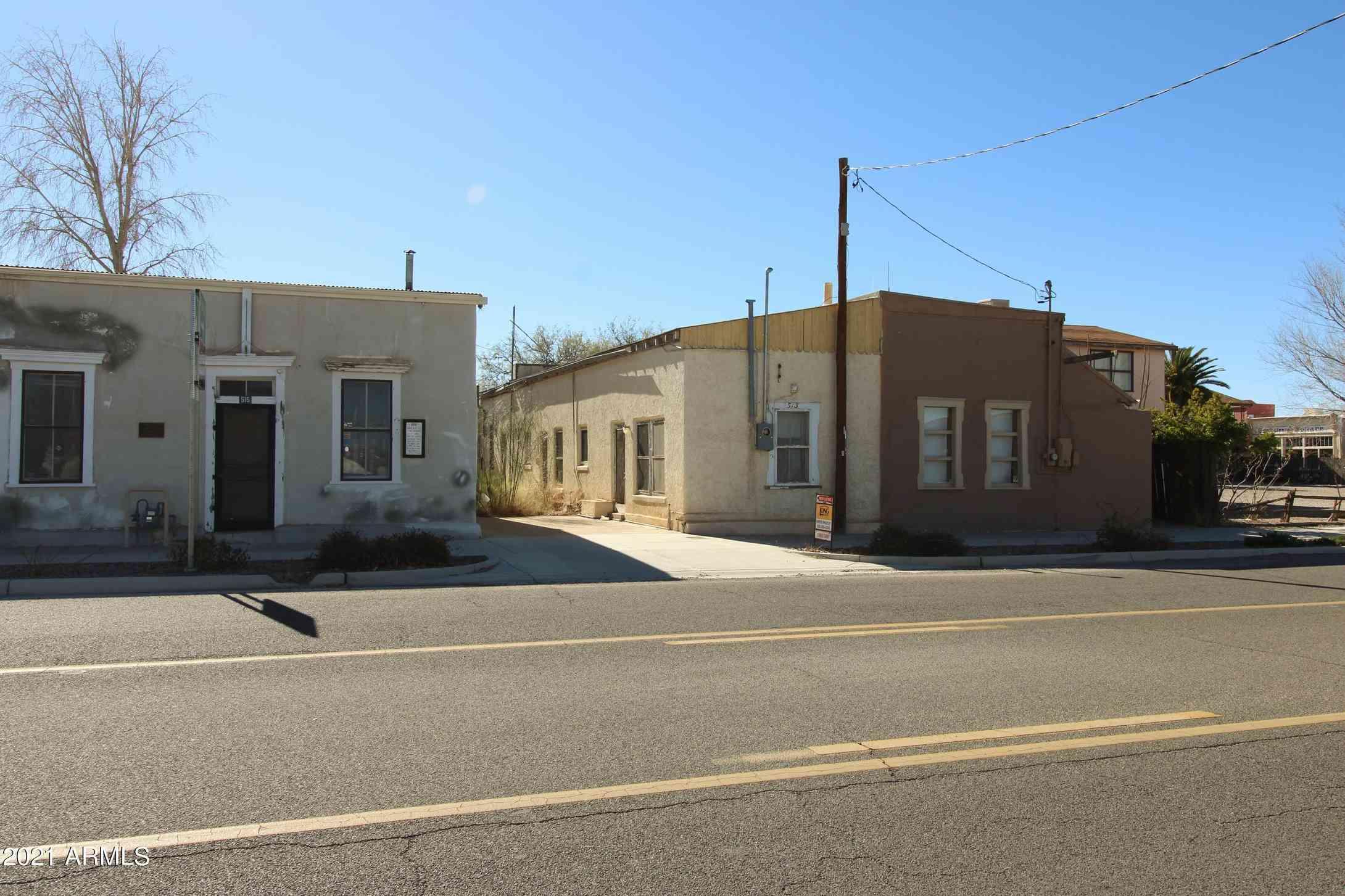 513 E FREMONT Street, Tombstone, AZ, 85638,