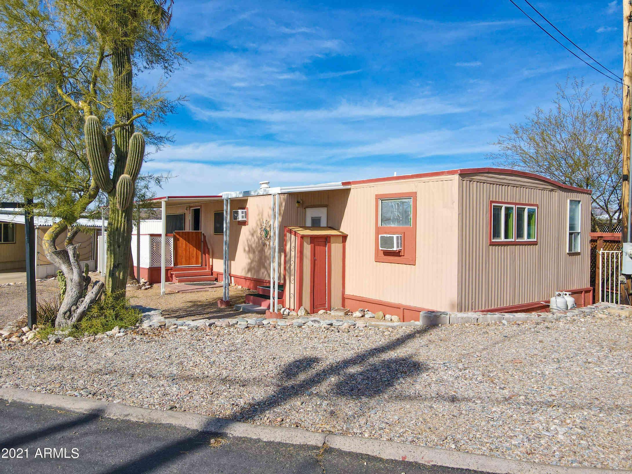 62 W SAHUARO Drive, Queen Valley, AZ, 85118,