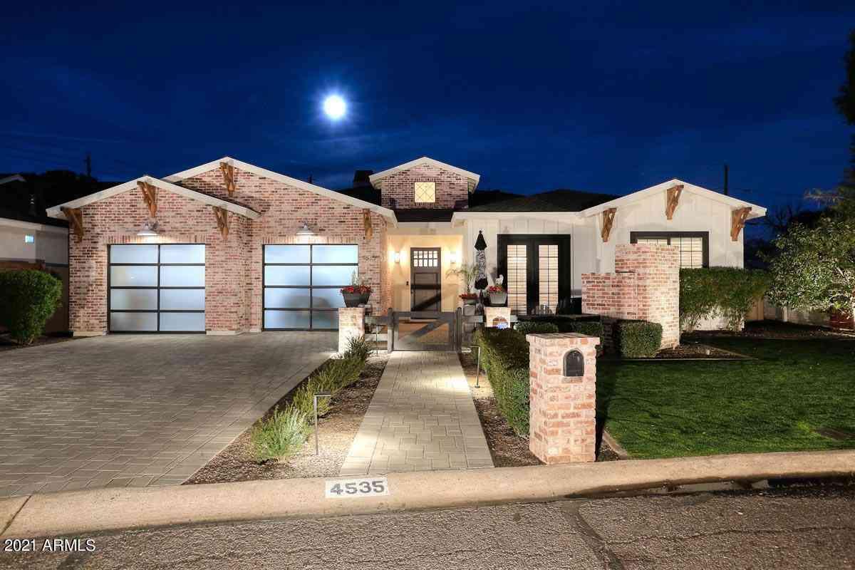 4535 N 39TH Street, Phoenix, AZ, 85018,