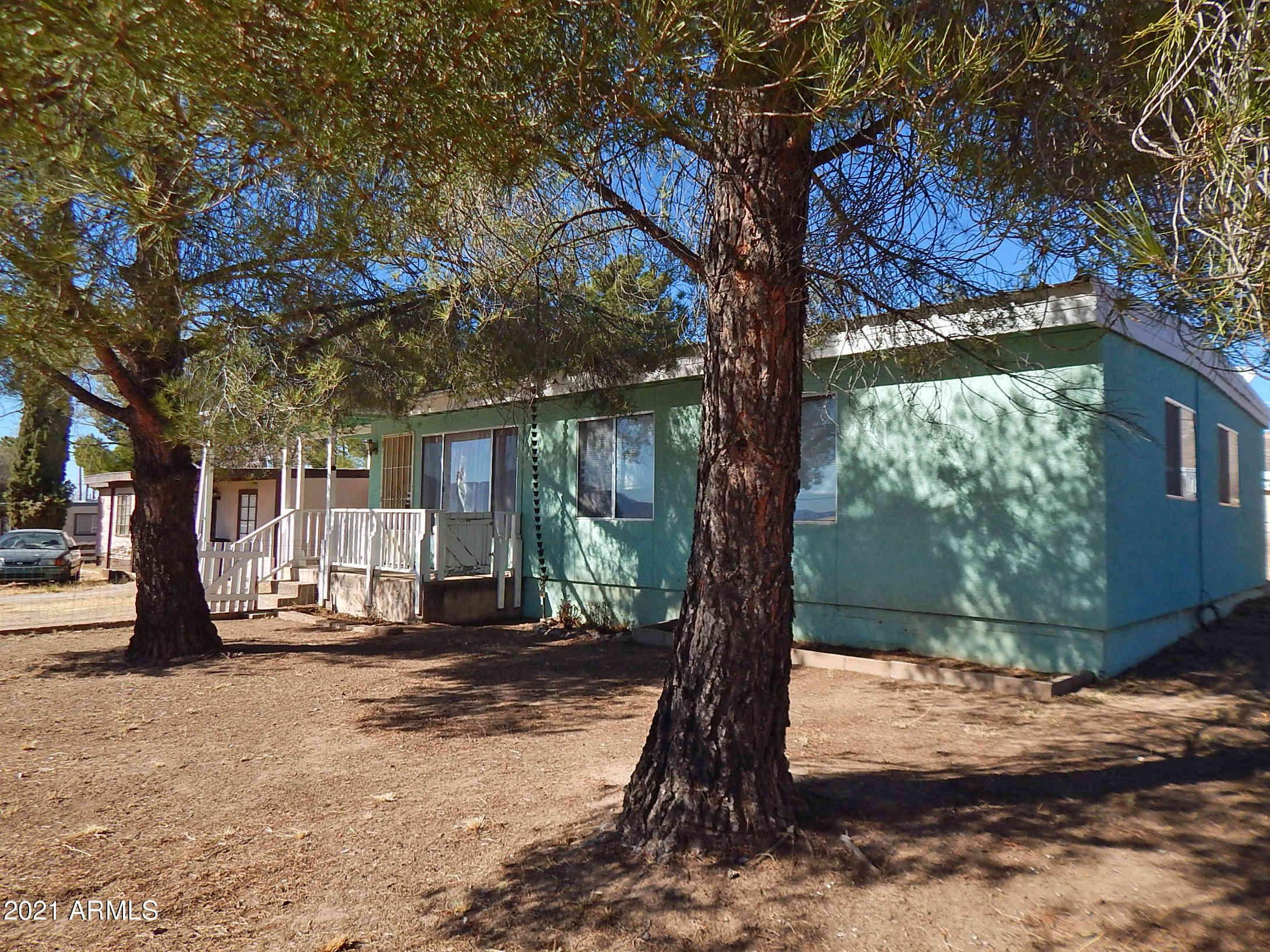 124 GRAHAM Drive, Bisbee, AZ, 85603,