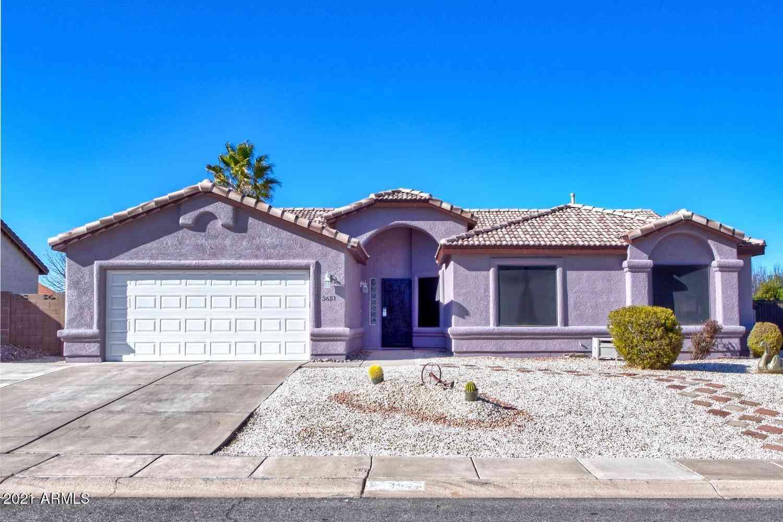 3651 Camino Arroyo --, Sierra Vista, AZ, 85650,