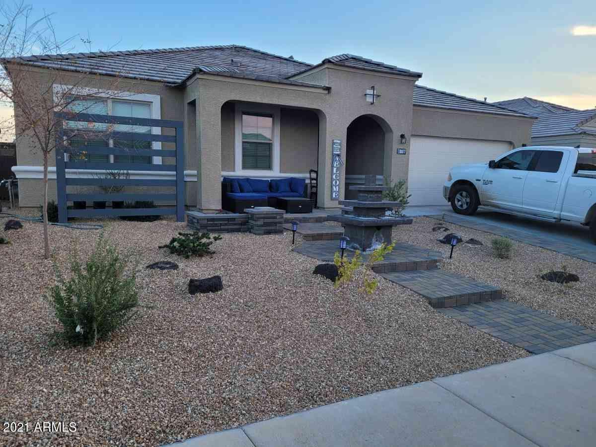 30077 W FAIRMOUNT Avenue, Buckeye, AZ, 85396,