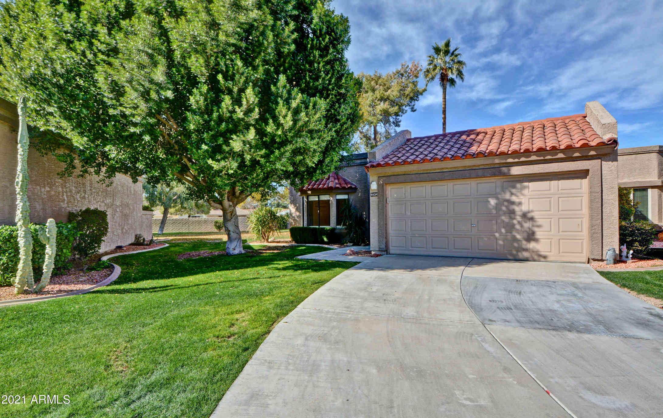 9834 W KERRY Lane, Peoria, AZ, 85382,