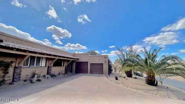 1252 E INDIAN BASKET Lane, Carefree, AZ, 85377,