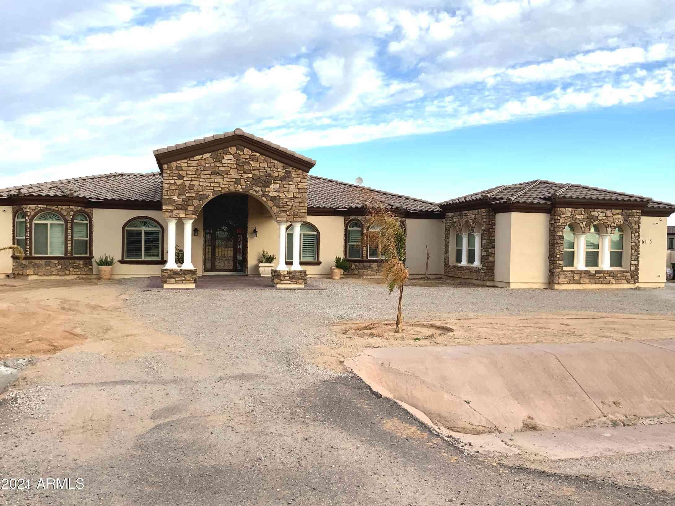 6115 N 175TH Avenue, Waddell, AZ, 85355,