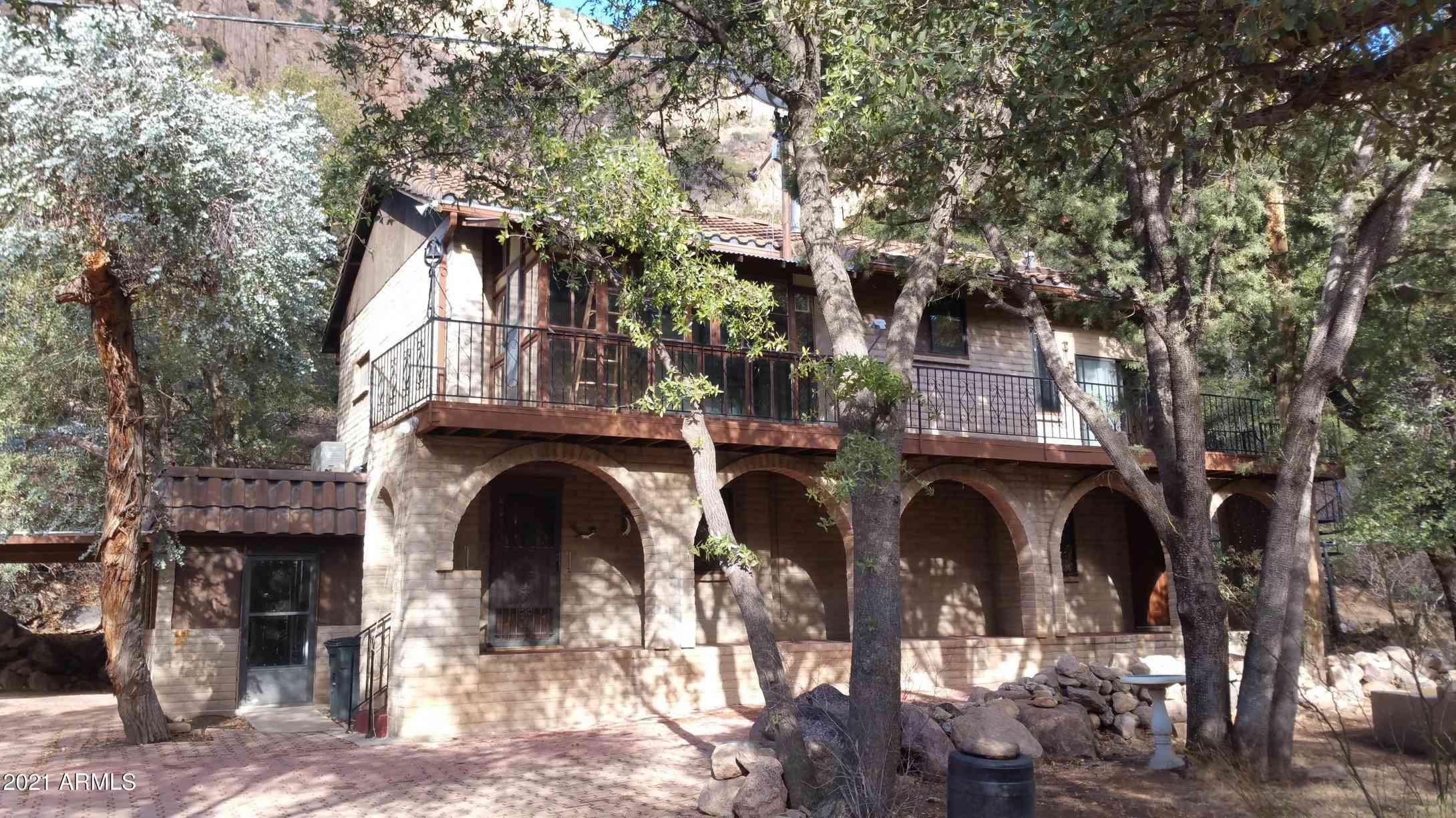 2833 W Hidden Meadow Lane, Bisbee, AZ, 85603,