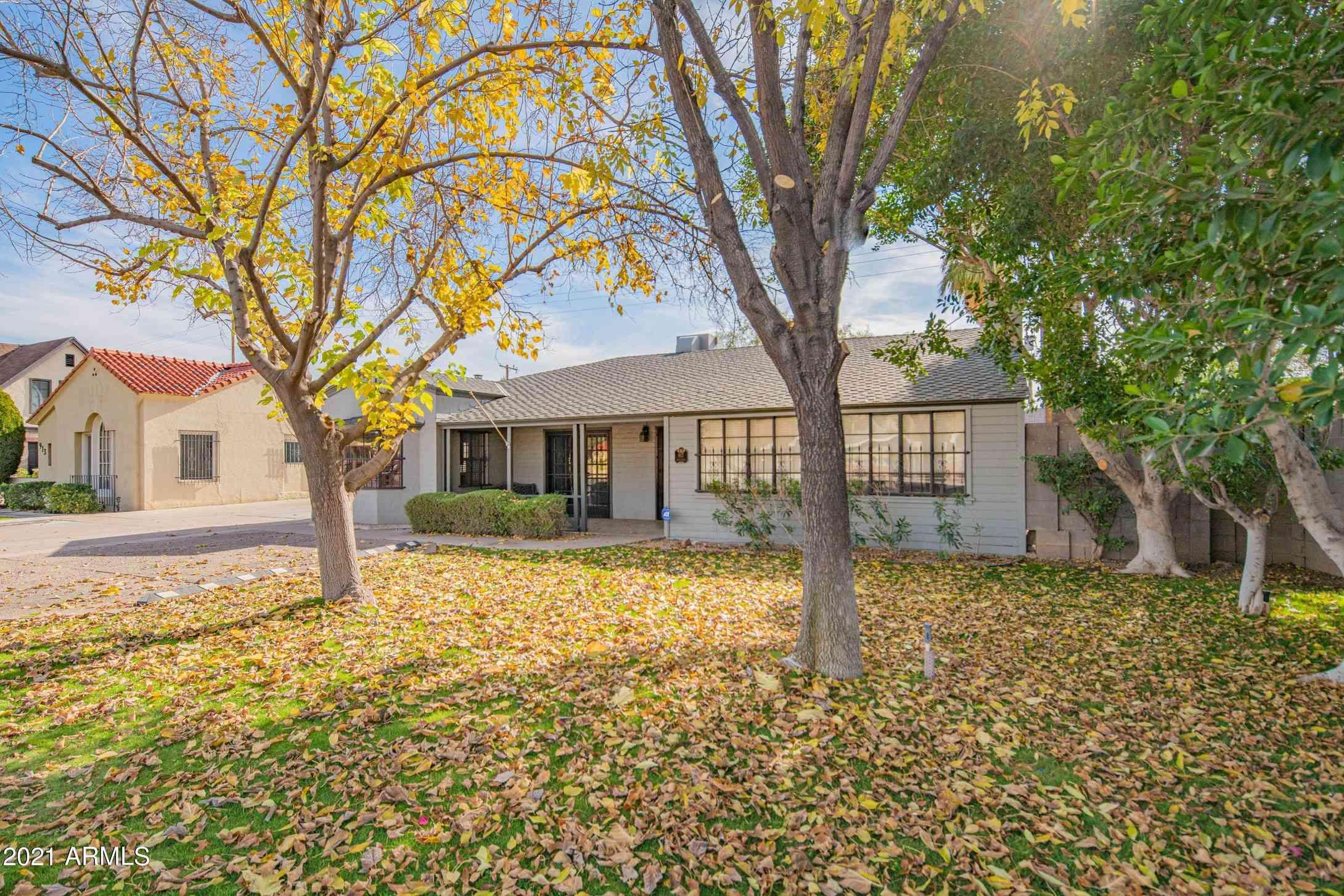 917 W MCDOWELL Road, Phoenix, AZ, 85007,
