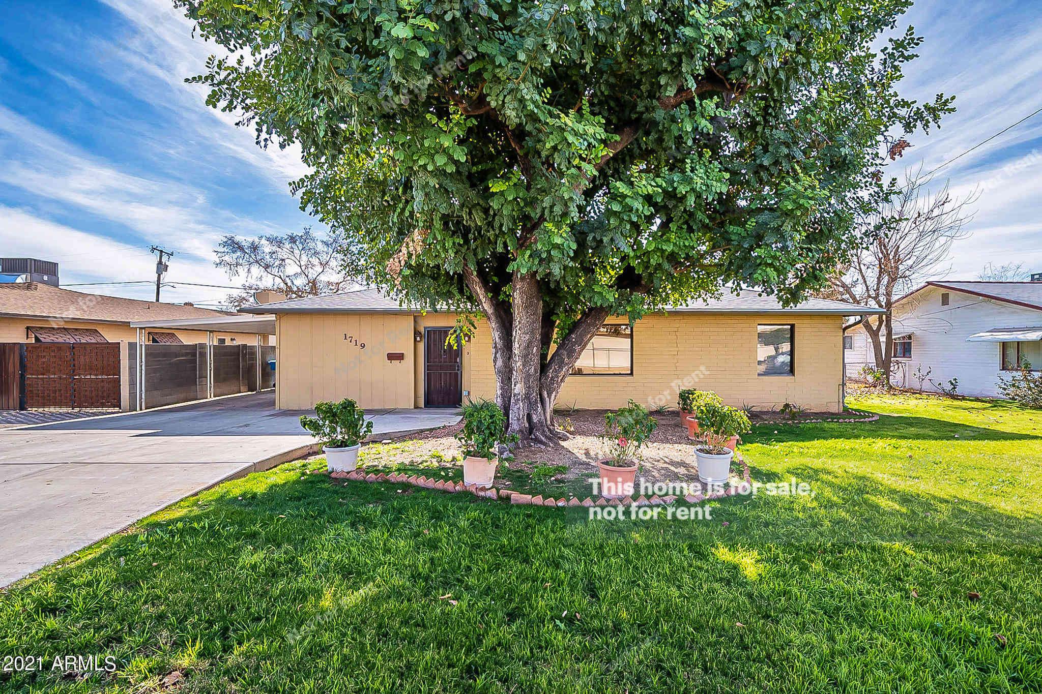 1719 W FAIRMOUNT Avenue, Phoenix, AZ, 85015,