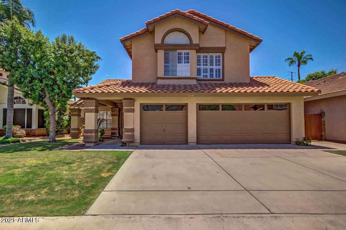 2119 E NEW BEDFORD Drive, Gilbert, AZ, 85234,