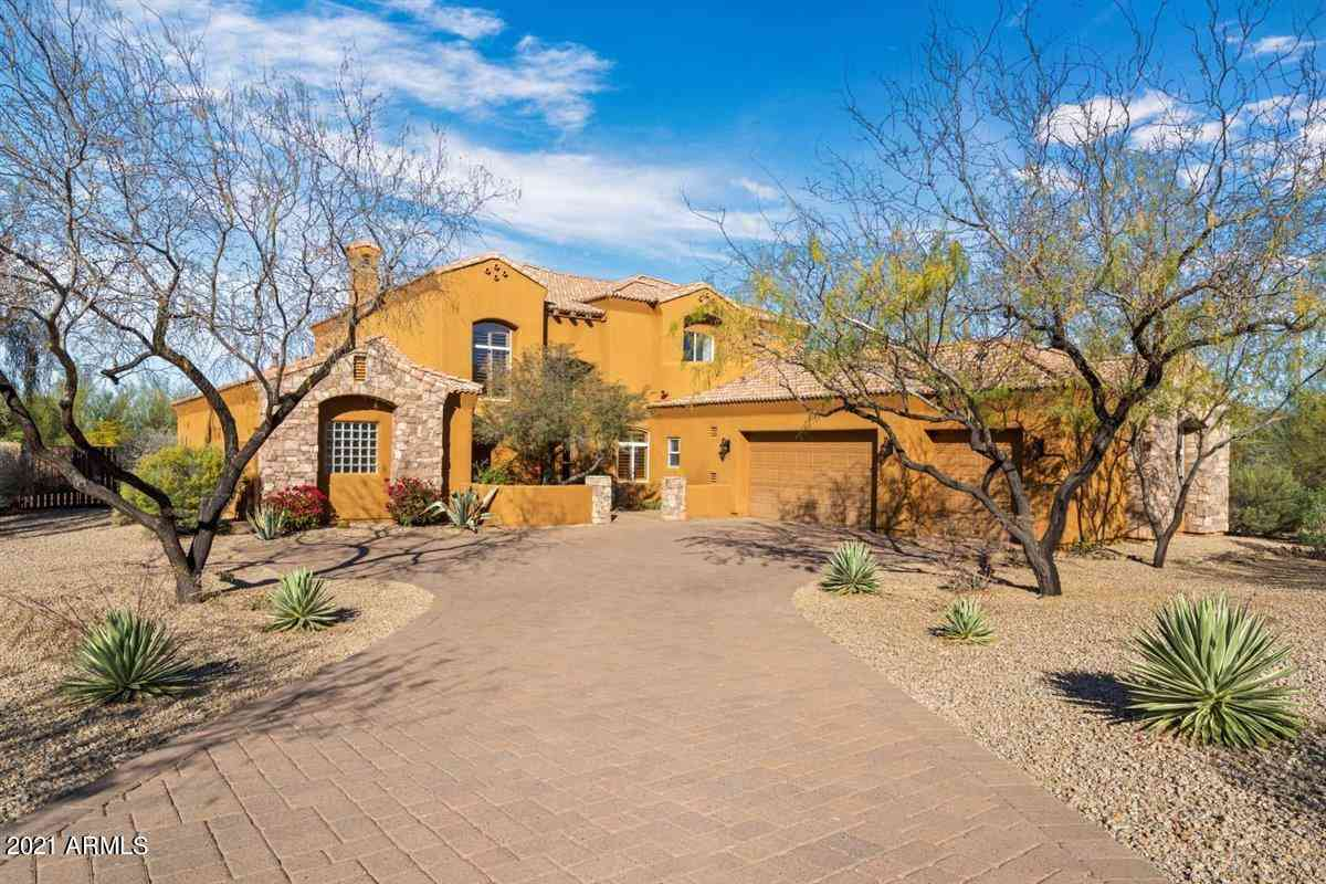 4668 E QUIEN SABE Way, Cave Creek, AZ, 85331,