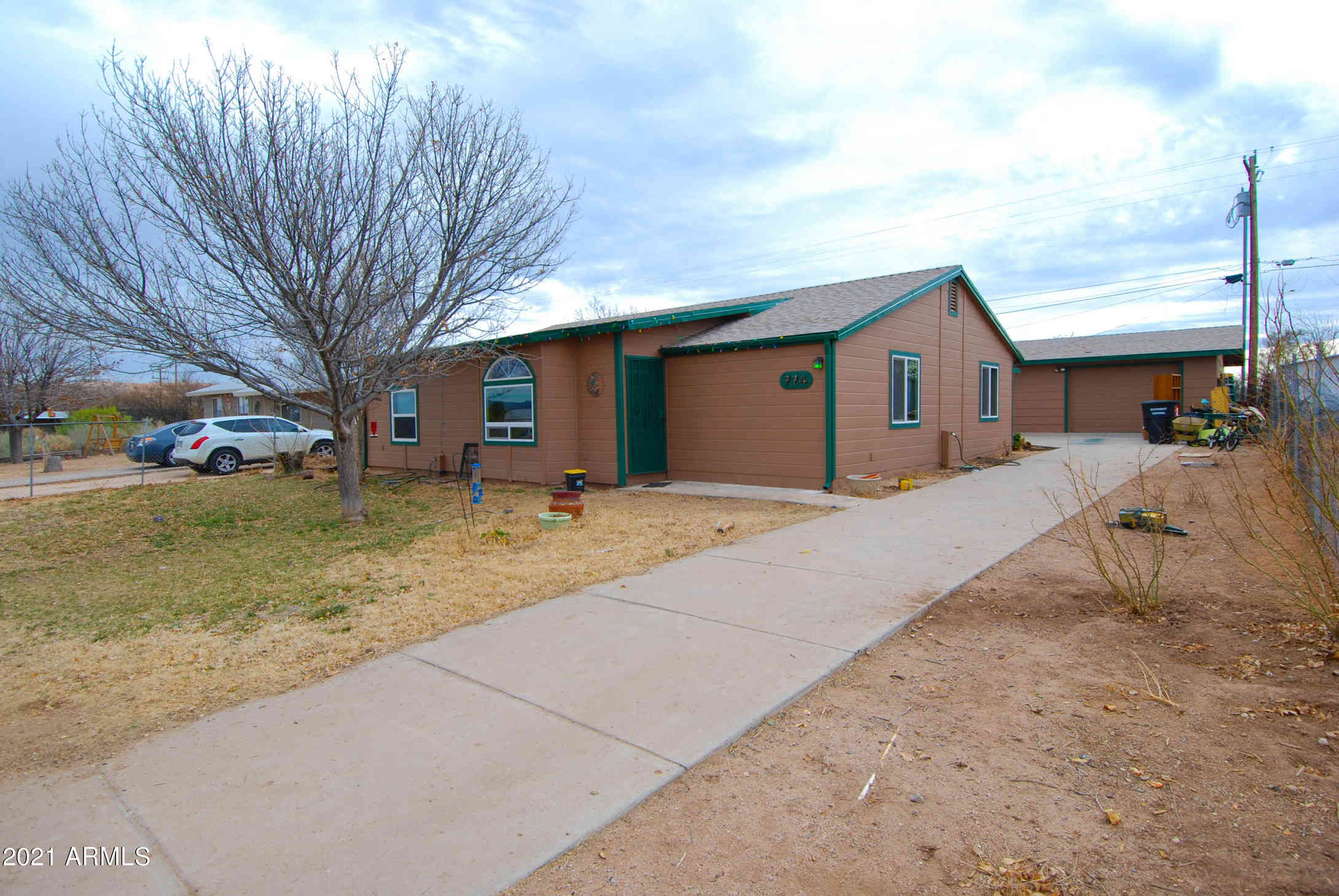 774 E COUNTRY CLUB Drive, Benson, AZ, 85602,