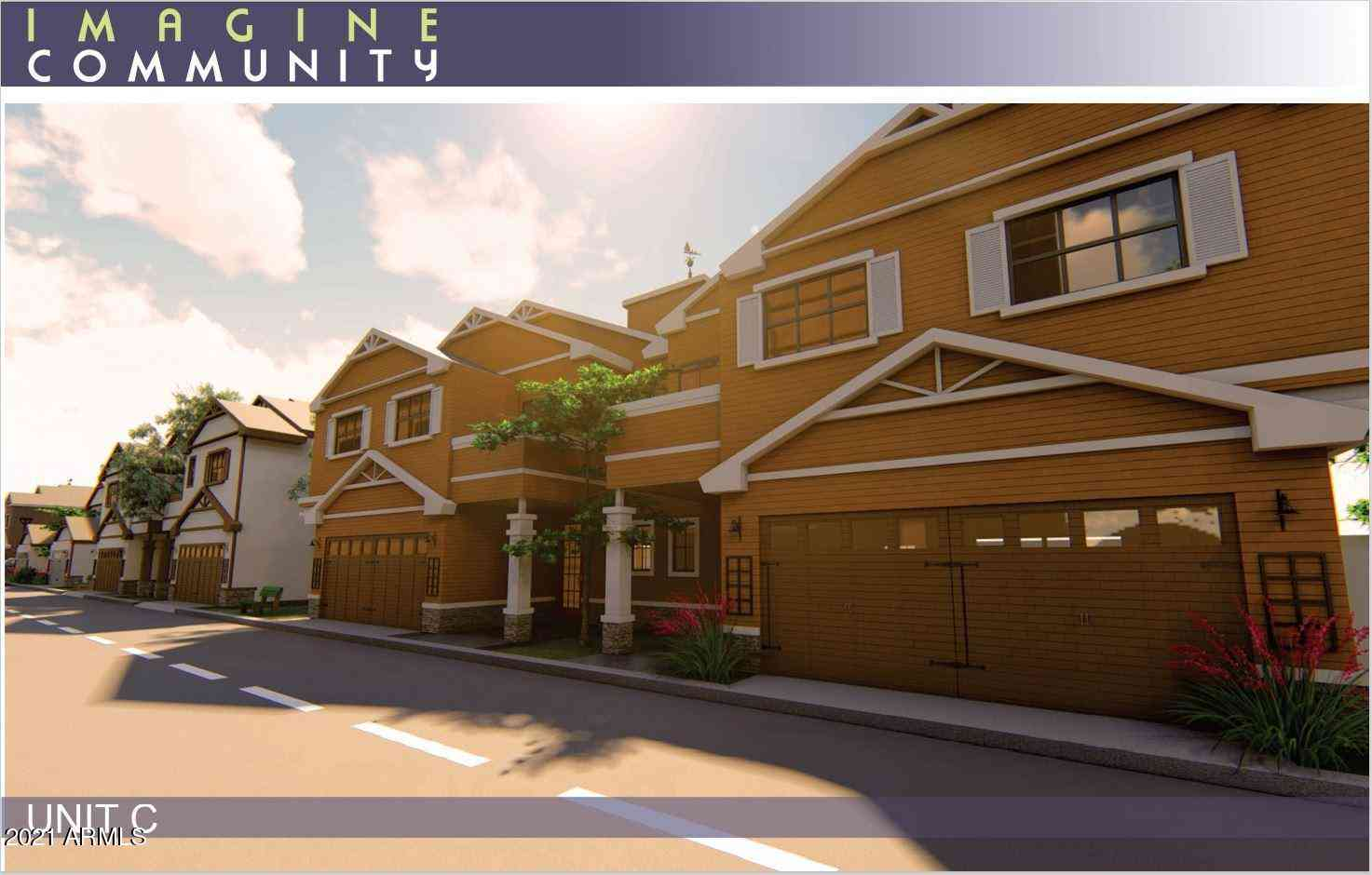 2601 N 27th Street #5, Phoenix, AZ, 85008,
