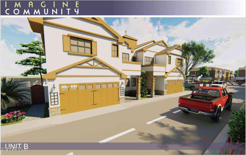 2601 N 27th Street #9, Phoenix, AZ, 85008,