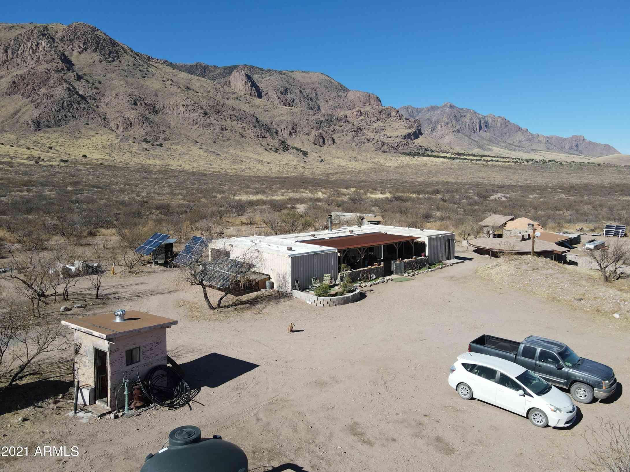 12134 N EAGLE RIDGE Trail, Portal, AZ, 85632,
