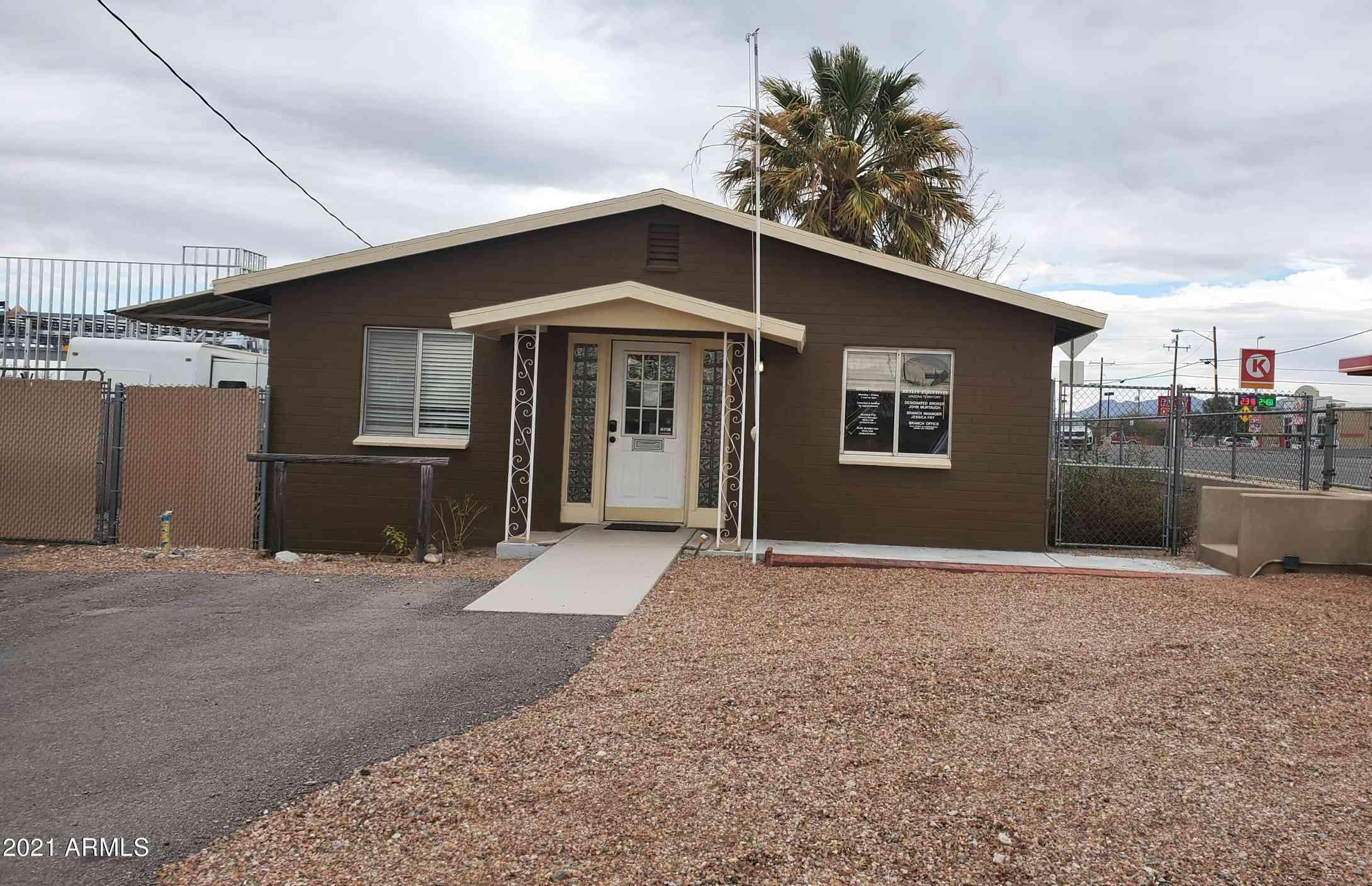 4 W SAFFORD Street, Tombstone, AZ, 85638,