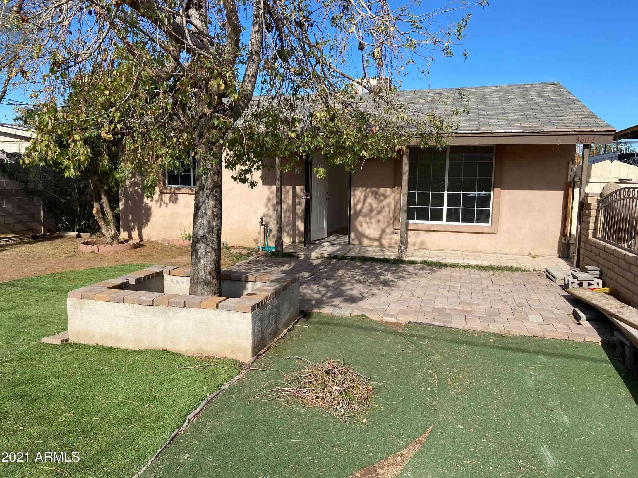 3602 W GRANT Street, Phoenix, AZ, 85009,