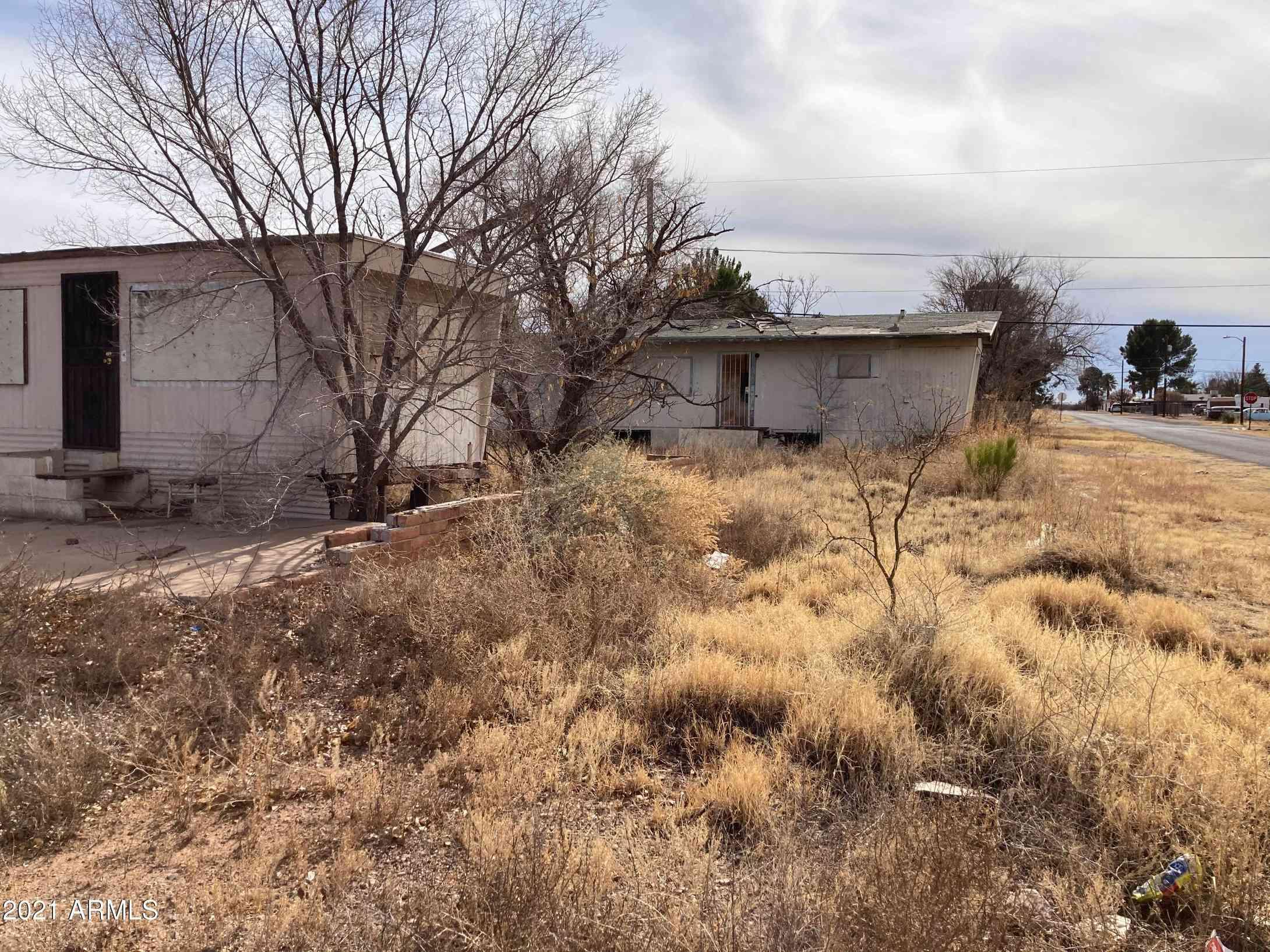 2547 N CALLE DEL LAUREL --, Pirtleville, AZ, 85626,