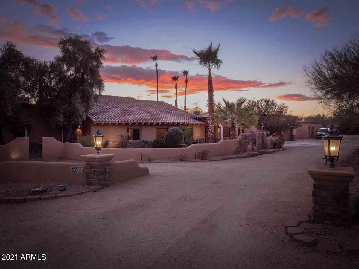 21810 N CALLE ROYALE --, Scottsdale, AZ, 85255,