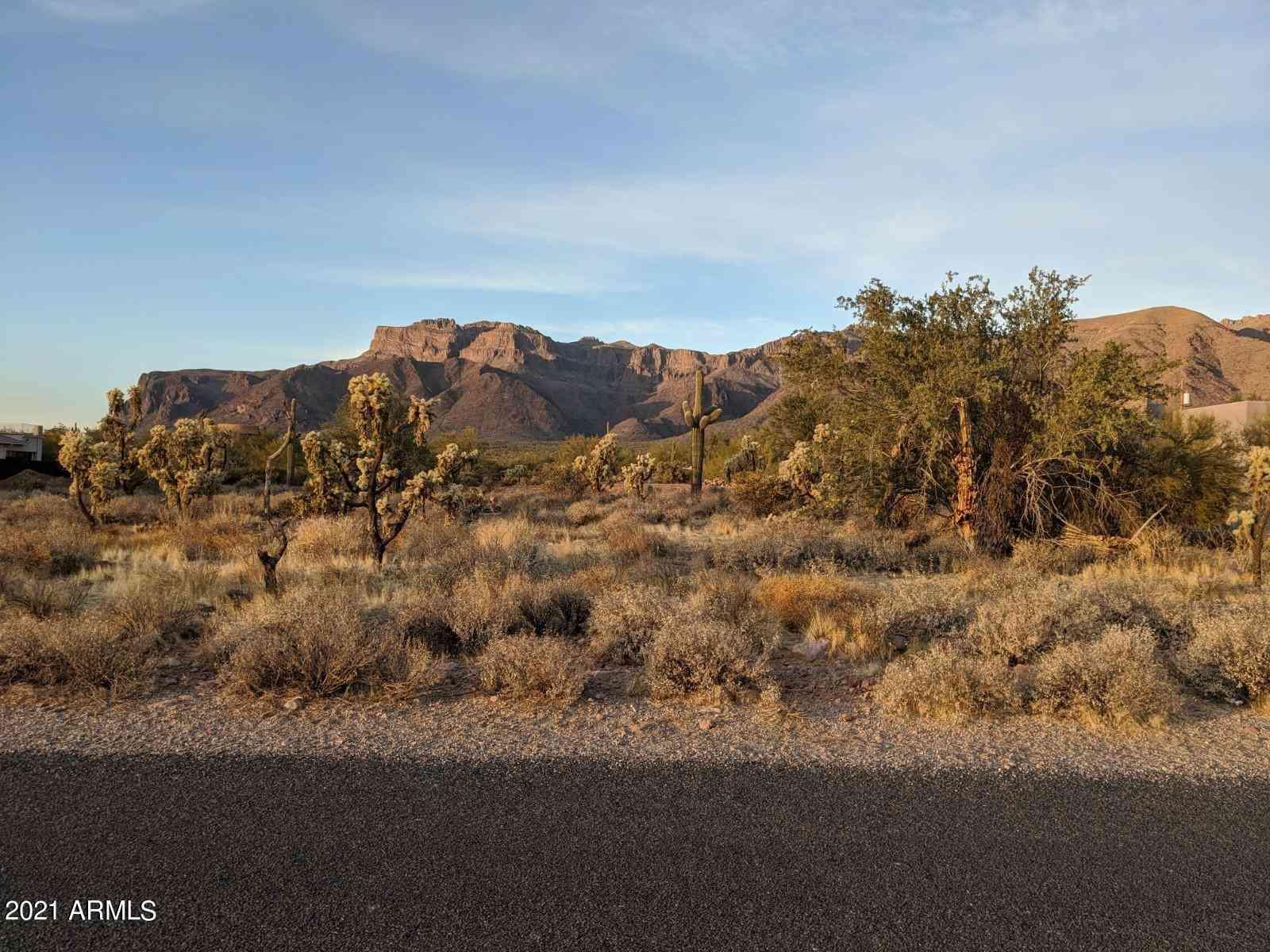 9742 E Cloudview Avenue, Gold Canyon, AZ, 85118,