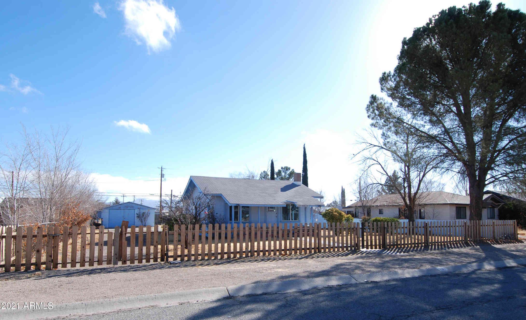 123 S Bowie Street, Willcox, AZ, 85643,