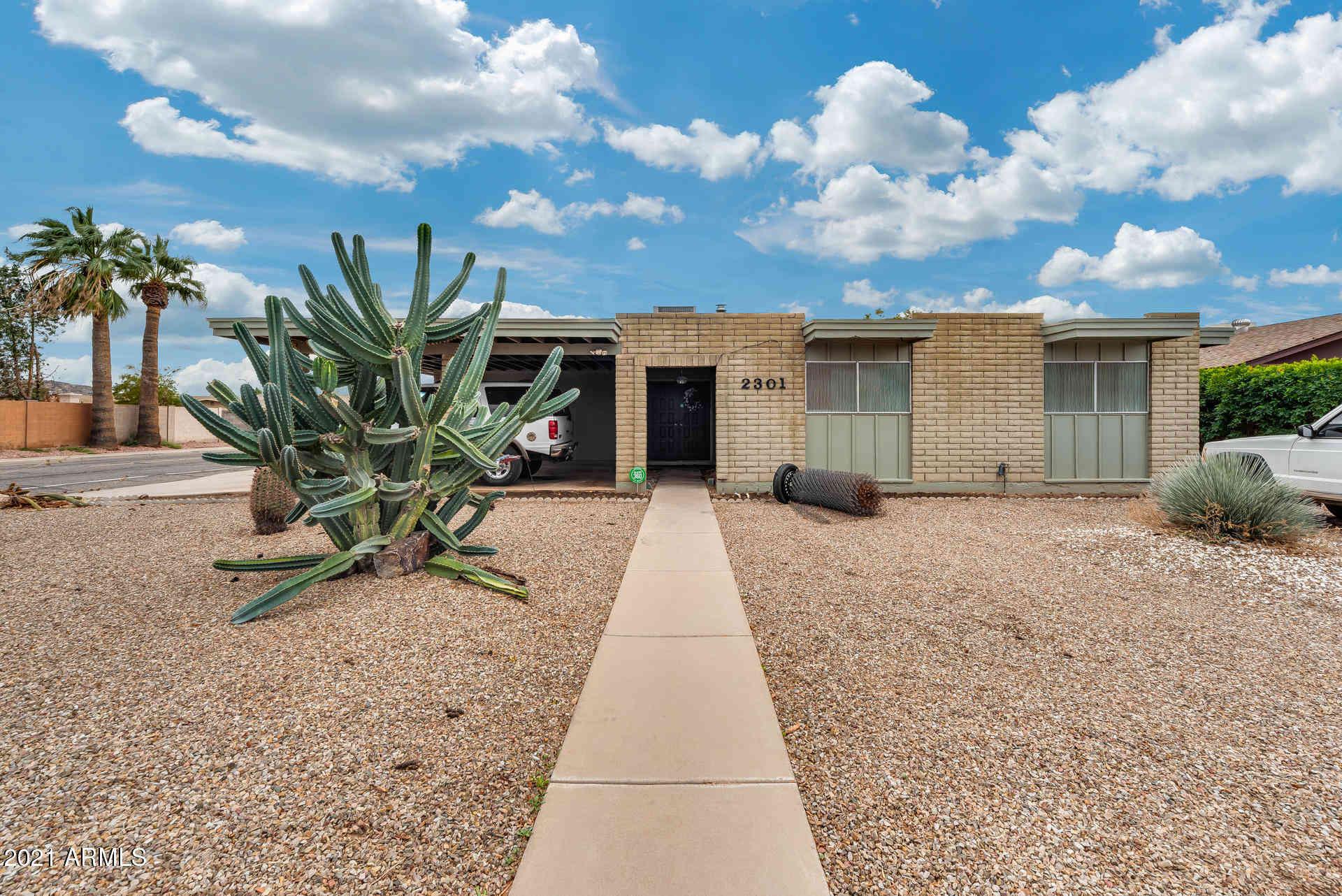 2301 W ASTER Drive, Phoenix, AZ, 85029,