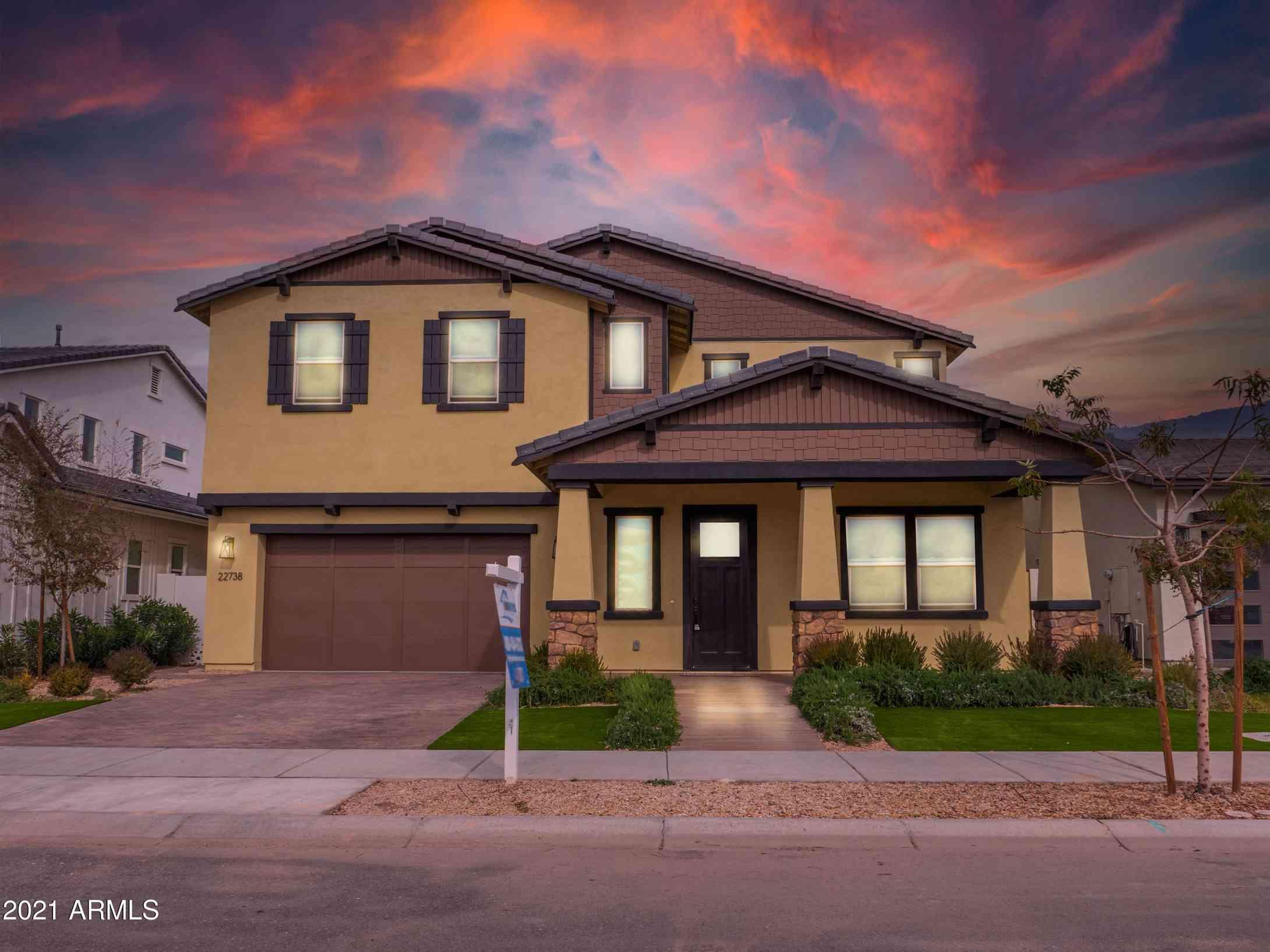 22738 Via Del Sol Street, Queen Creek, AZ, 85142,