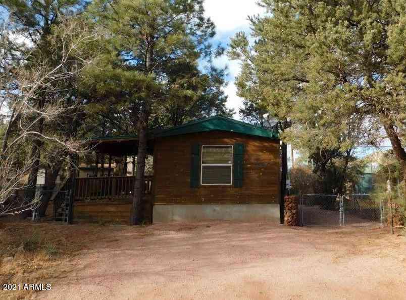 3364 LITTLE PINE Drive, Overgaard, AZ, 85933,