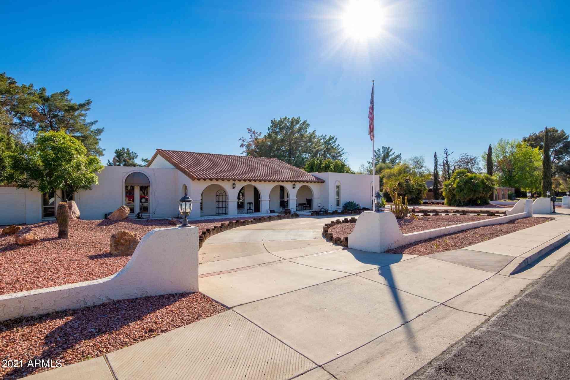5901 W SUNNYSIDE Drive, Glendale, AZ, 85304,