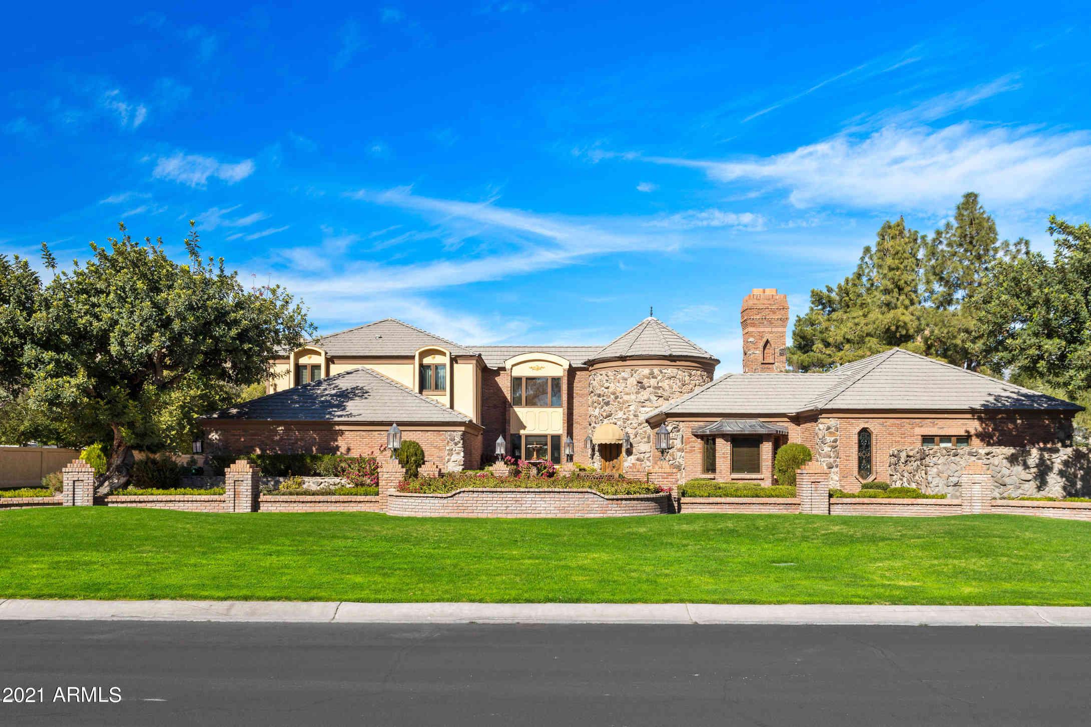 6454 E Sierra Vista Drive, Paradise Valley, AZ, 85253,