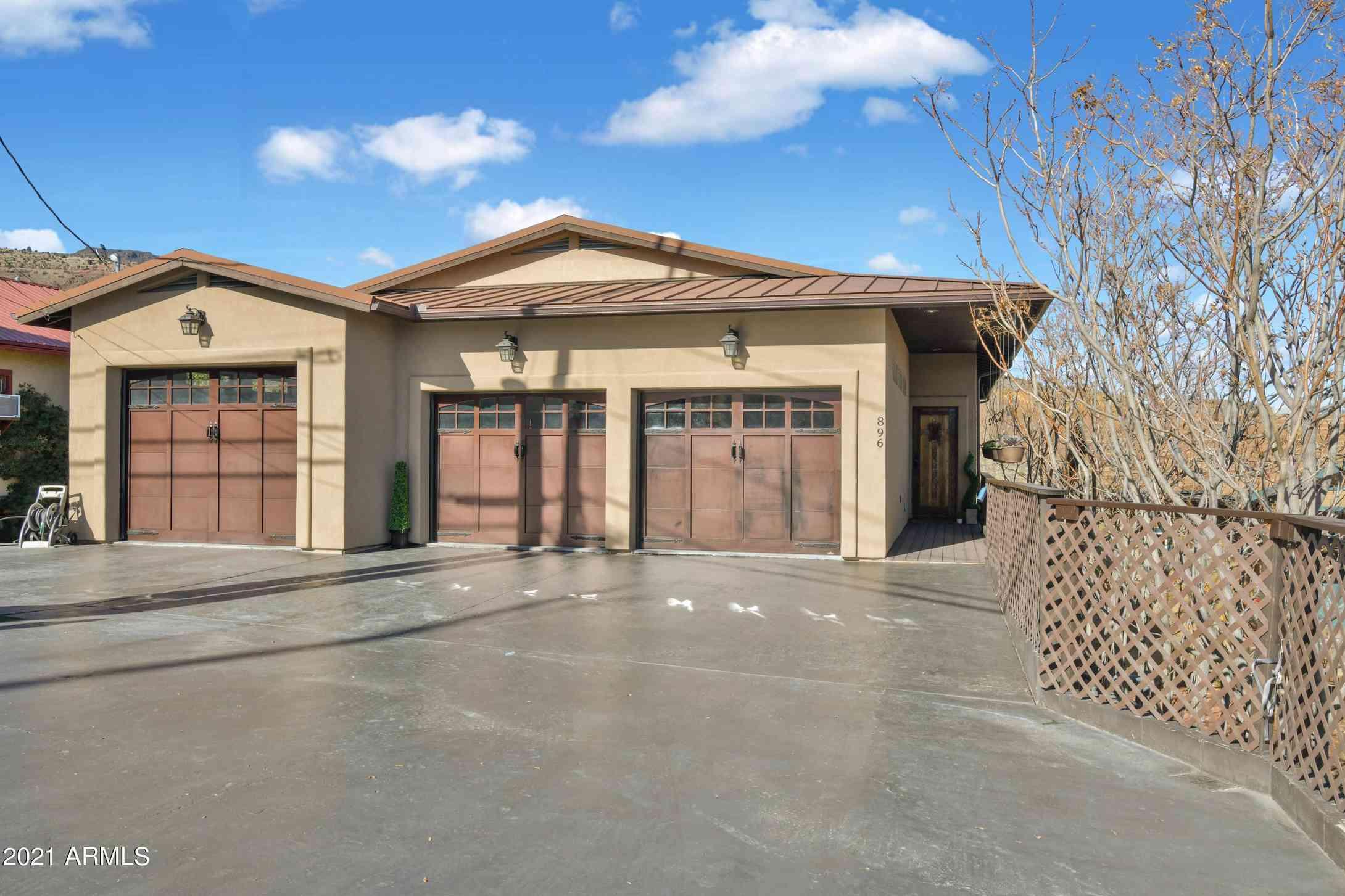 896 Hampshire Ave Avenue, Jerome, AZ, 86331,