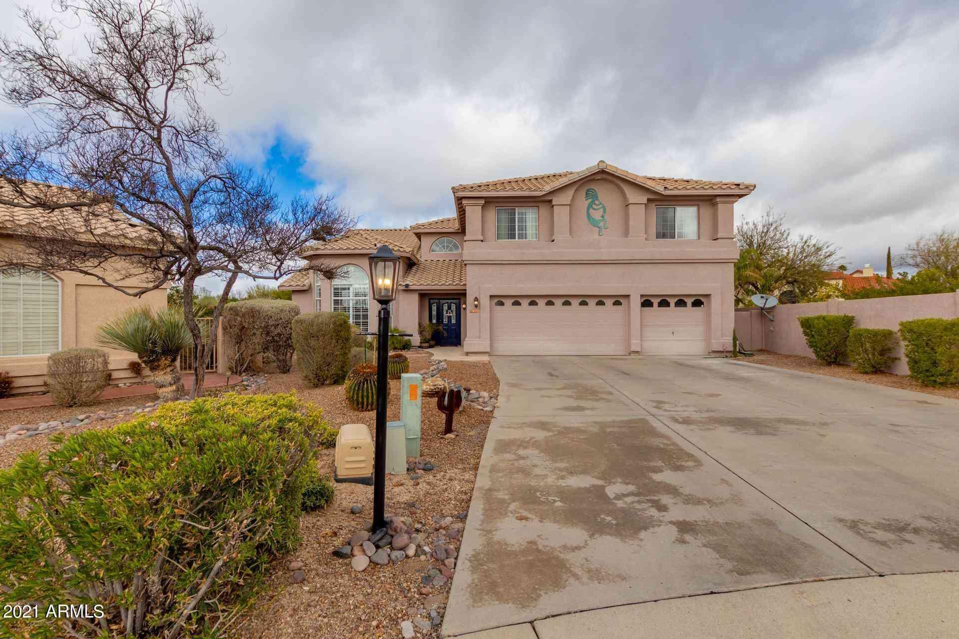 10855 N GLEN ABBEY Drive, Tucson, AZ, 85737,