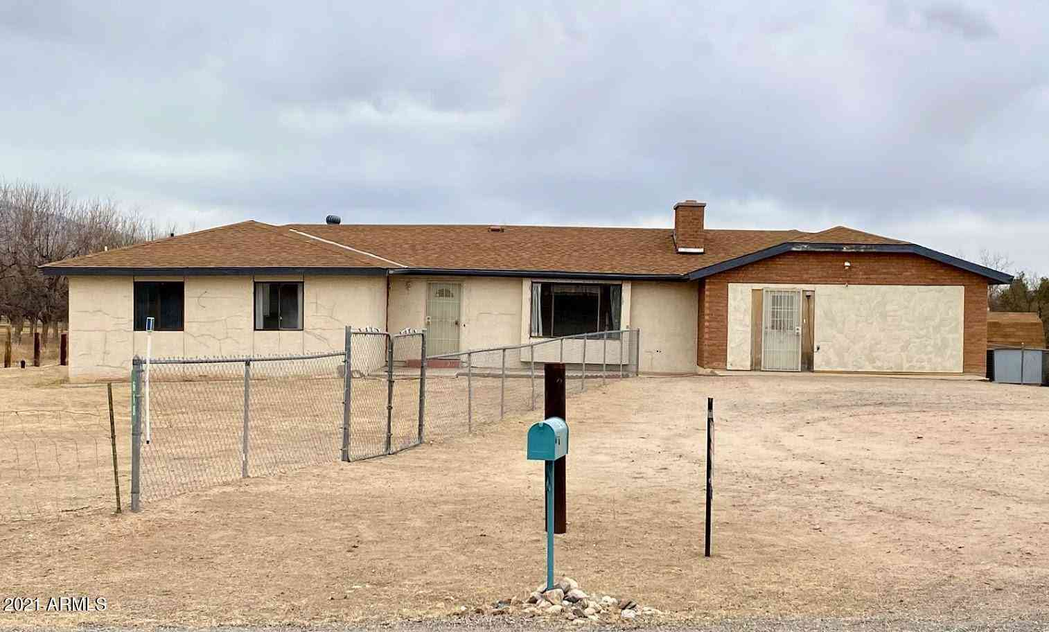 618 N SIBYL Road, Saint David, AZ, 85630,