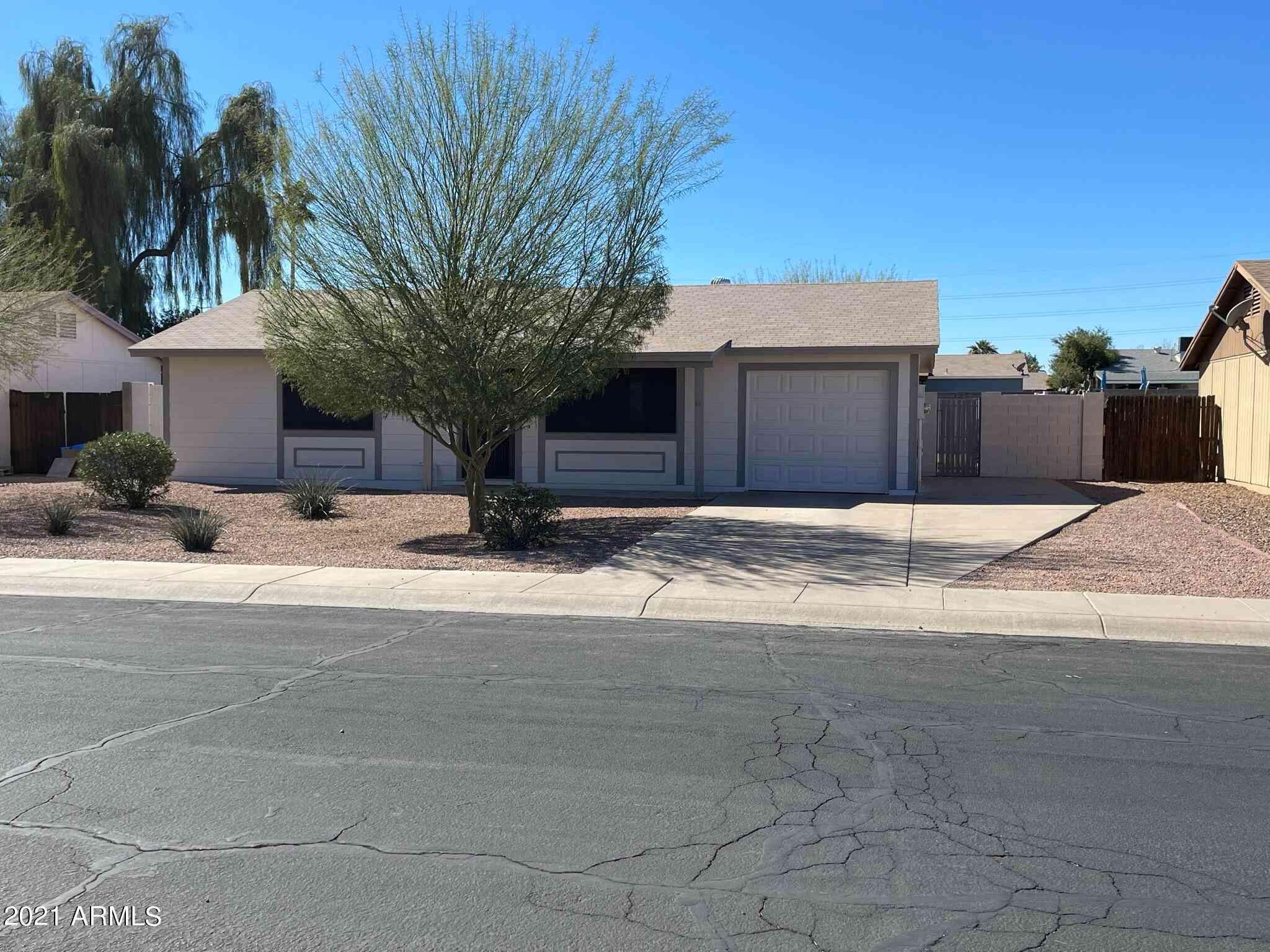 1125 W Tulane Drive, Tempe, AZ, 85283,