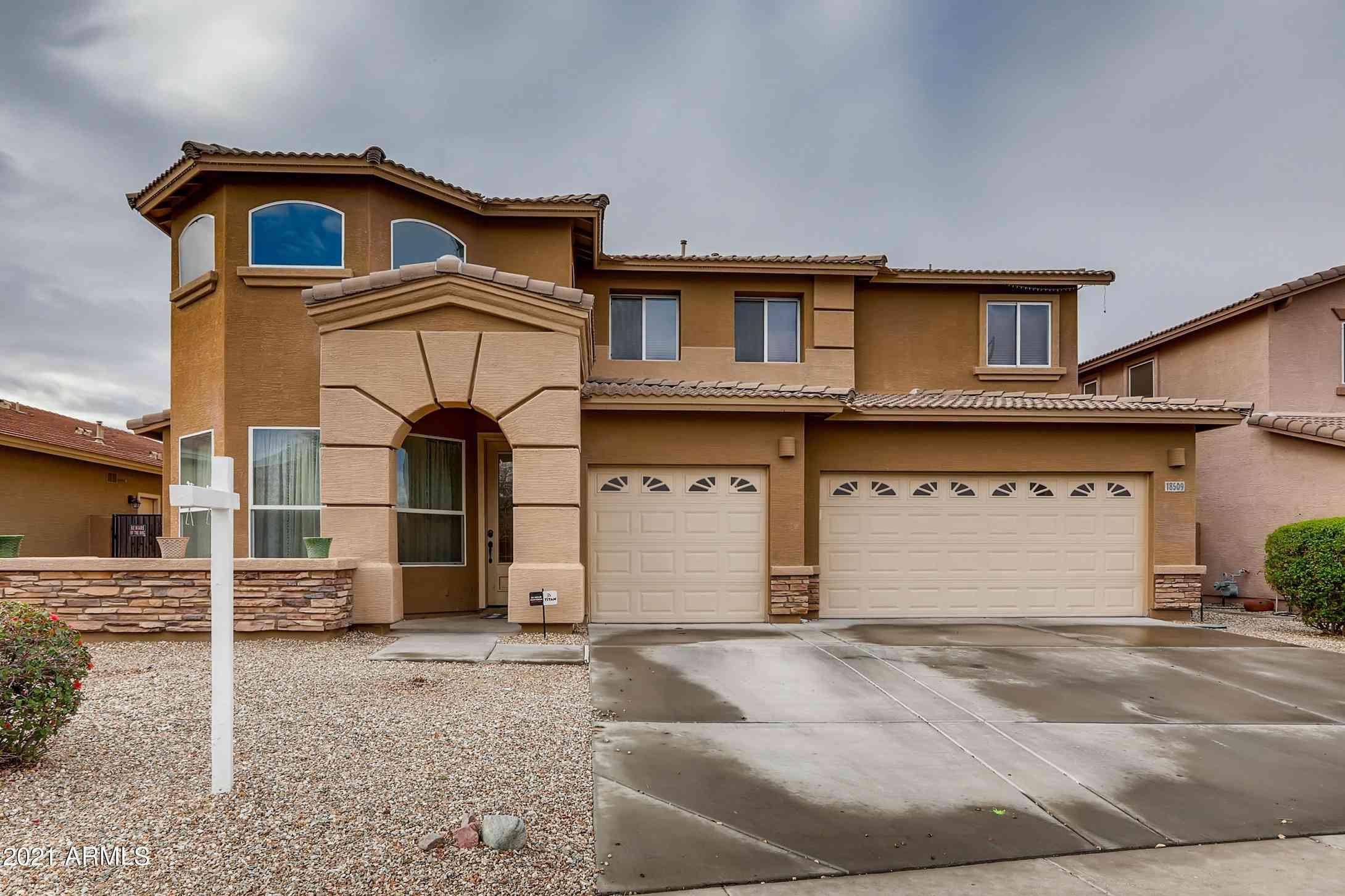 18509 W ONYX Court, Waddell, AZ, 85355,