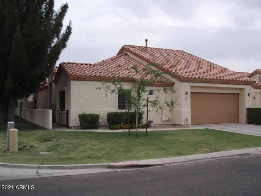 45 E 9TH Place #87, Mesa, AZ, 85201,