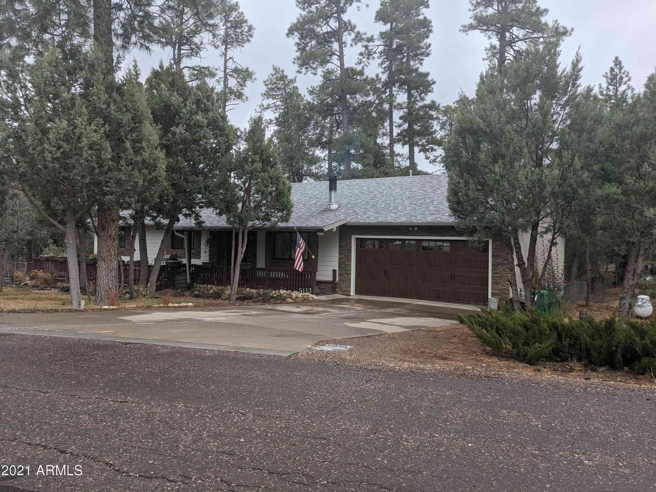 5113 SUNRISE Court, Lakeside, AZ, 85929,