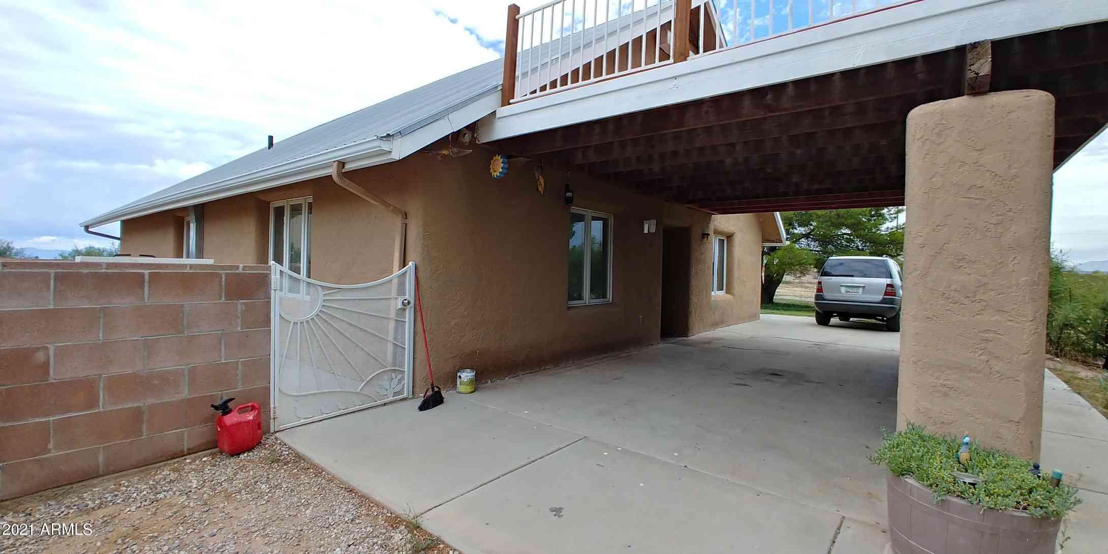2400 W AP POLSTON Road, Saint David, AZ, 85630,
