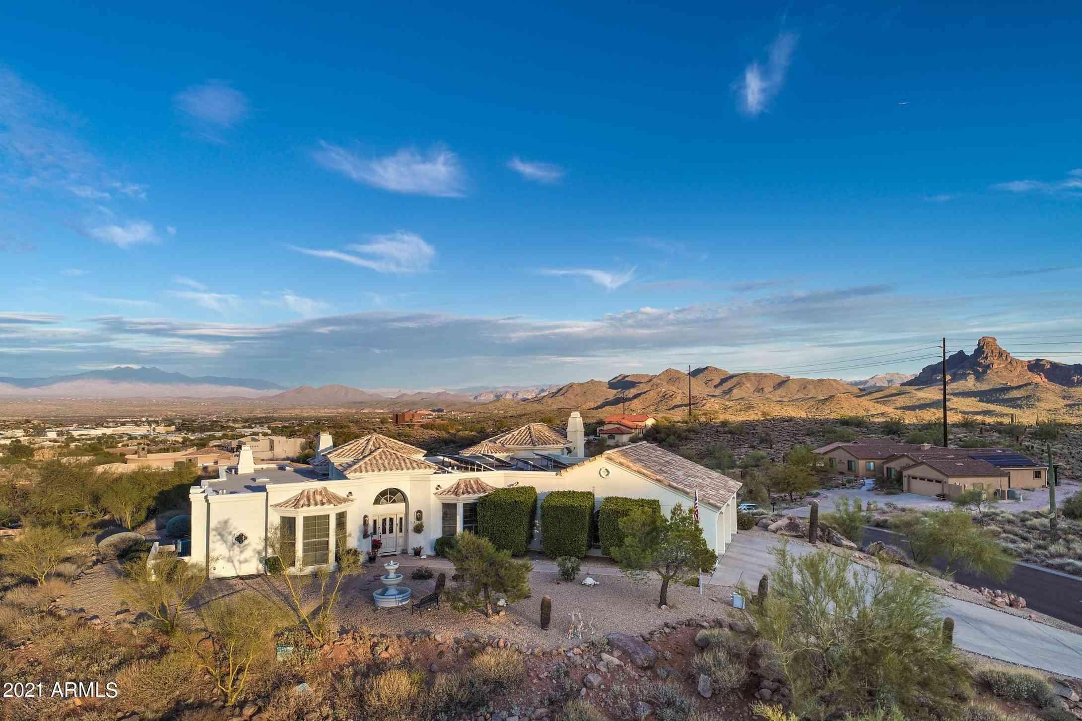 16150 E POWDERHORN Drive, Fountain Hills, AZ, 85268,