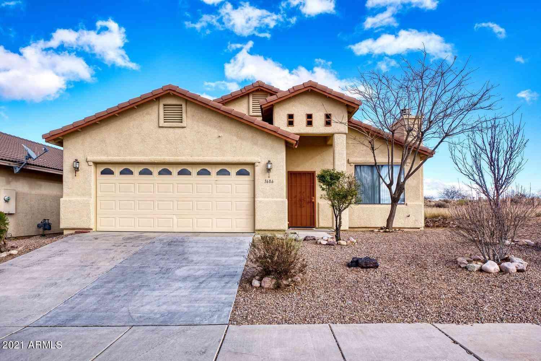 1686 S TENEN Pass, Benson, AZ, 85602,