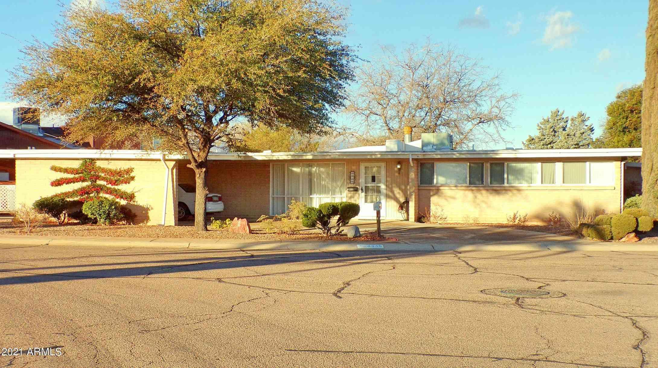 4349 Citadel Drive, Sierra Vista, AZ, 85635,