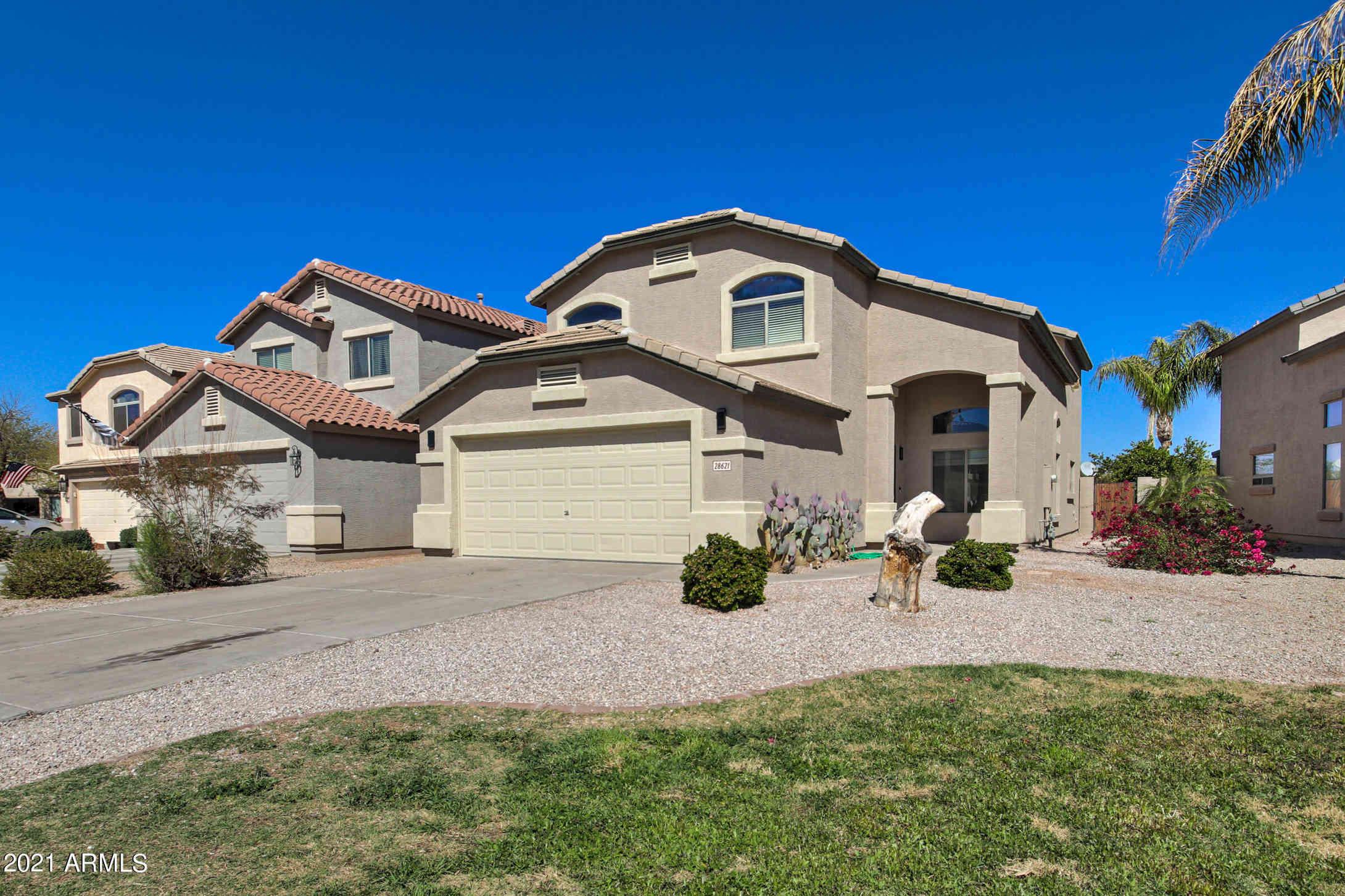 28621 N Dolomite Lane, San Tan Valley, AZ, 85143,