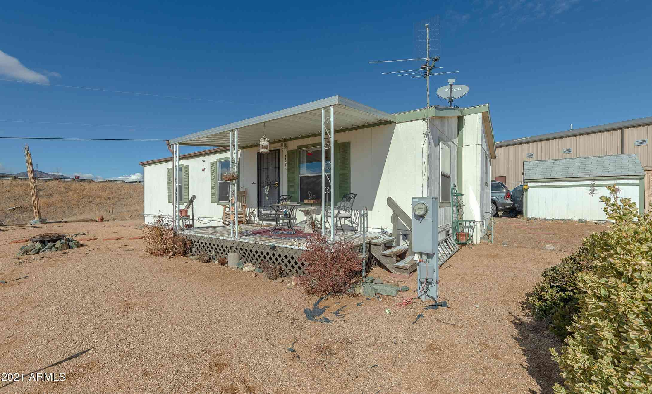12820 E MIRAGE Road, Humboldt, AZ, 86329,