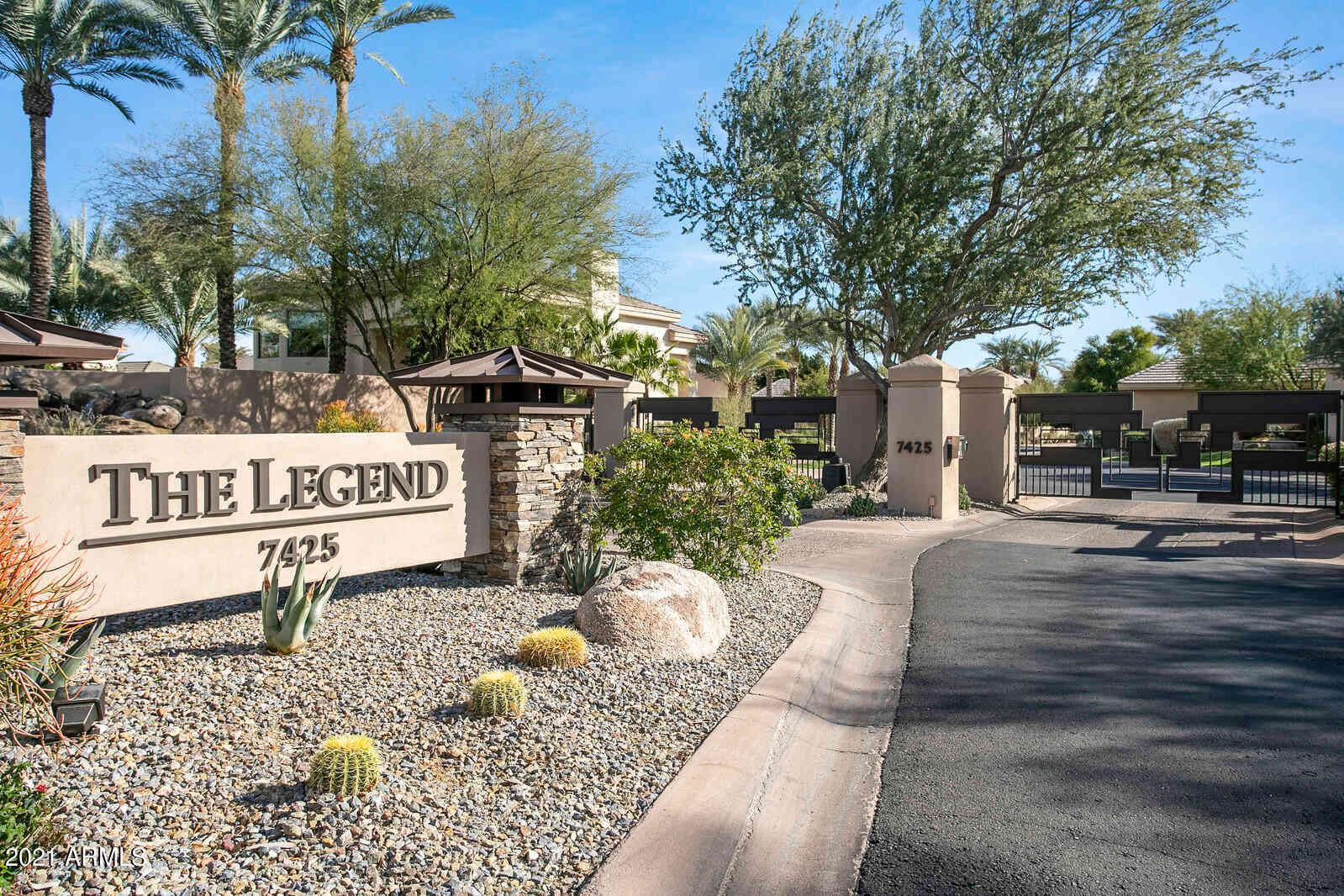 Swimming Pool, 7425 E GAINEY RANCH Road #2, Scottsdale, AZ, 85258,