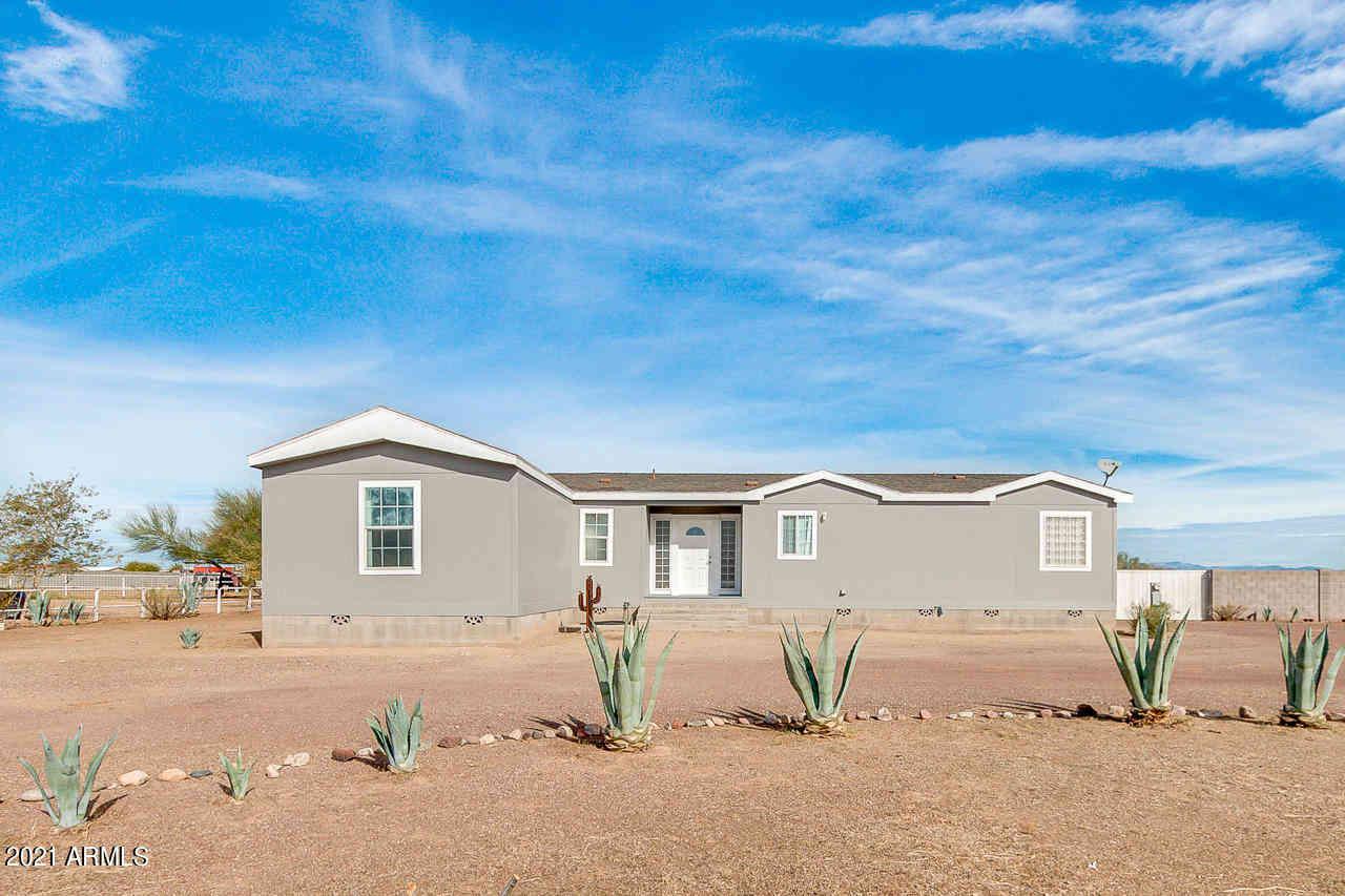 25124 W McArthur Road, Wittmann, AZ, 85361,