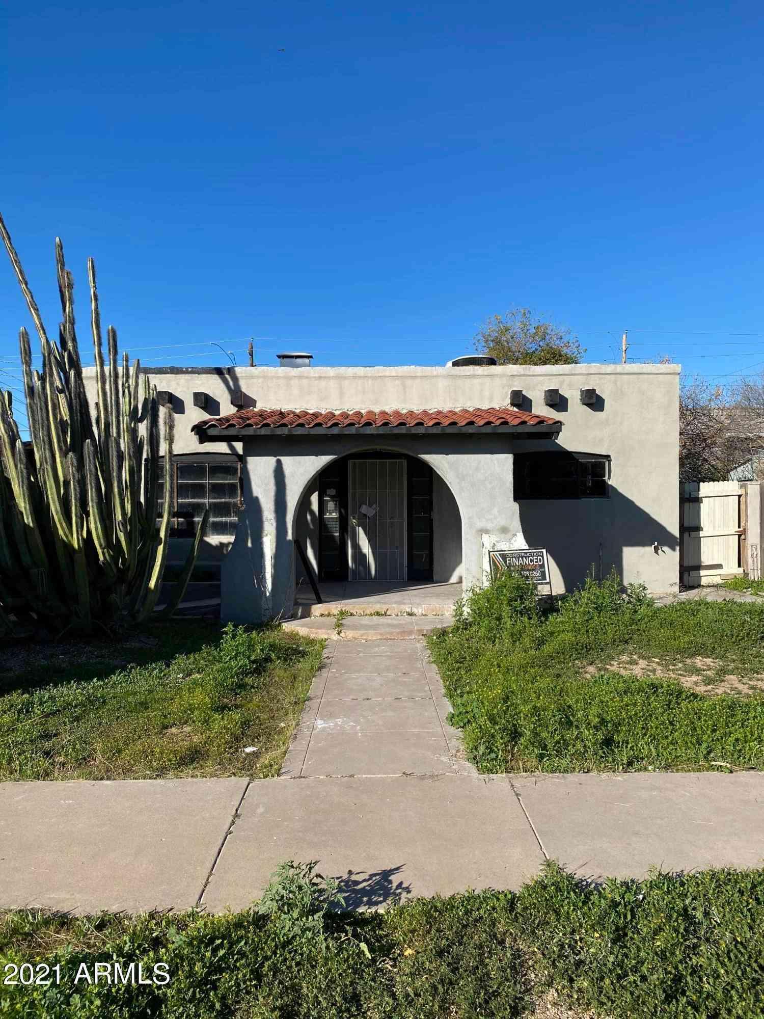 2534 N 8TH Street, Phoenix, AZ, 85006,