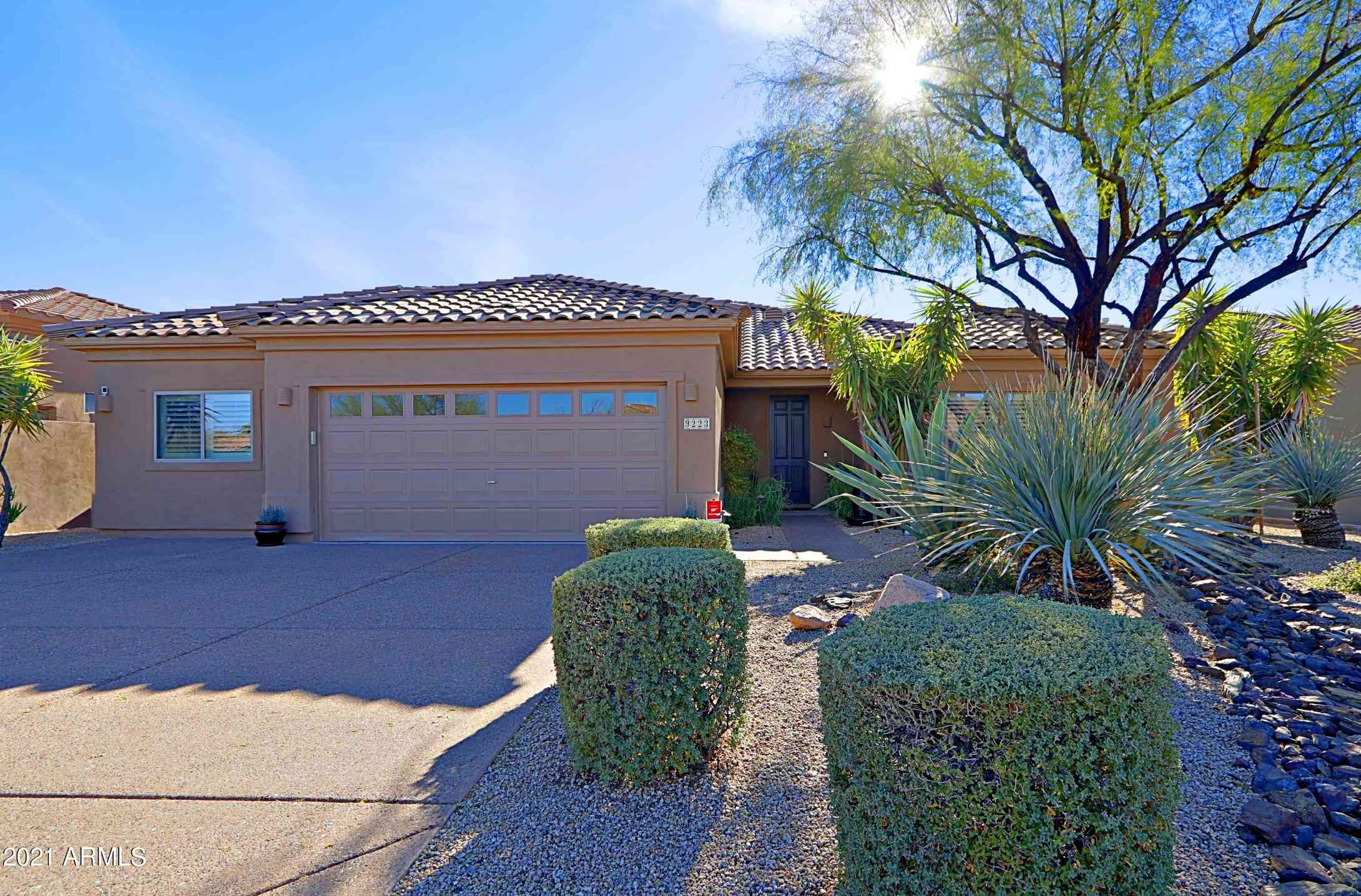 9223 E BROKEN ARROW Drive, Scottsdale, AZ, 85262,