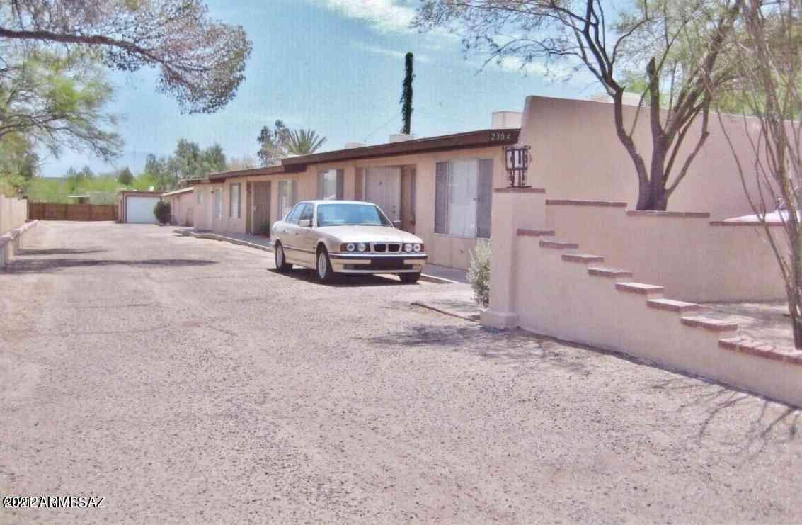 2304 N FORGEUS Avenue, Tucson, AZ, 85716,